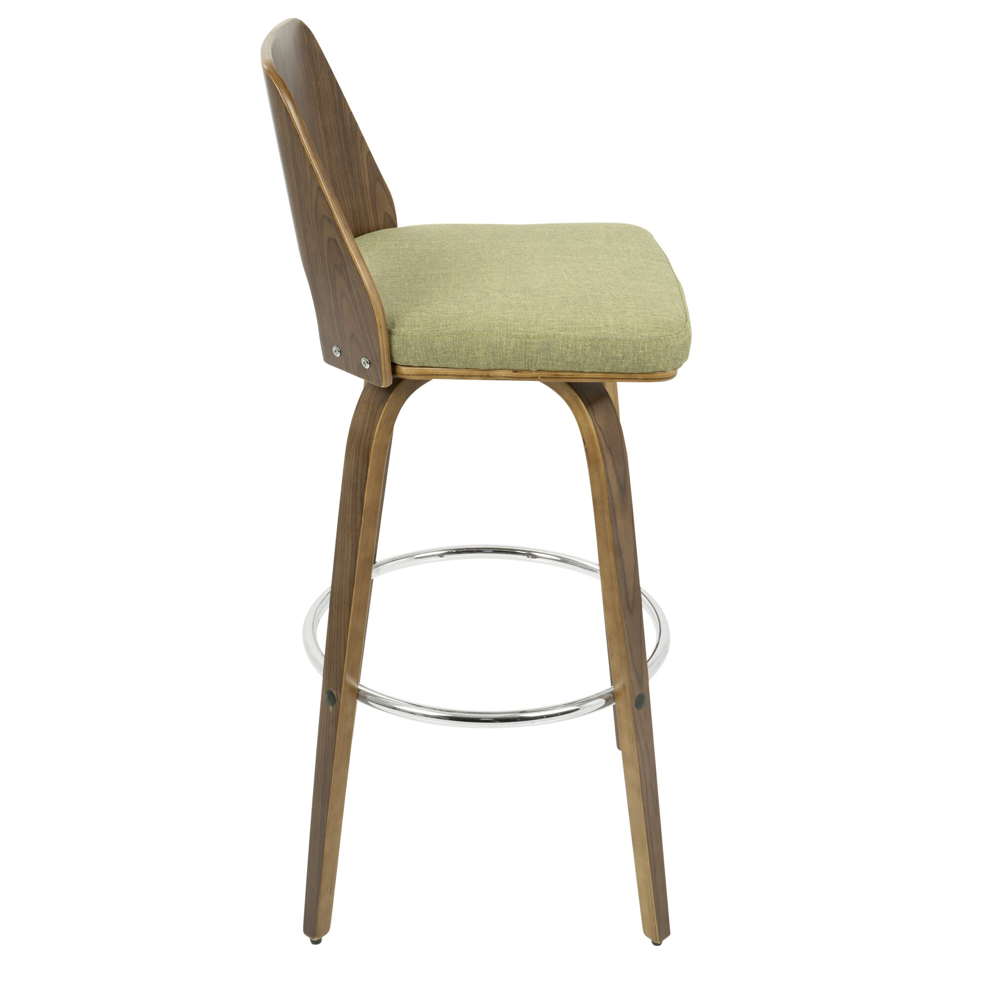 Langley Street 30 Quot Swivel Bar Stool With Cushion Amp Reviews