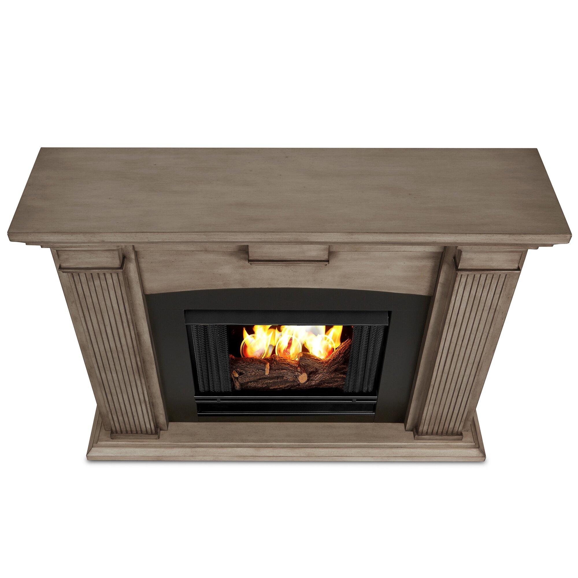 Real Flame Adelaide Gel Fuel Fireplace Amp Reviews Wayfair
