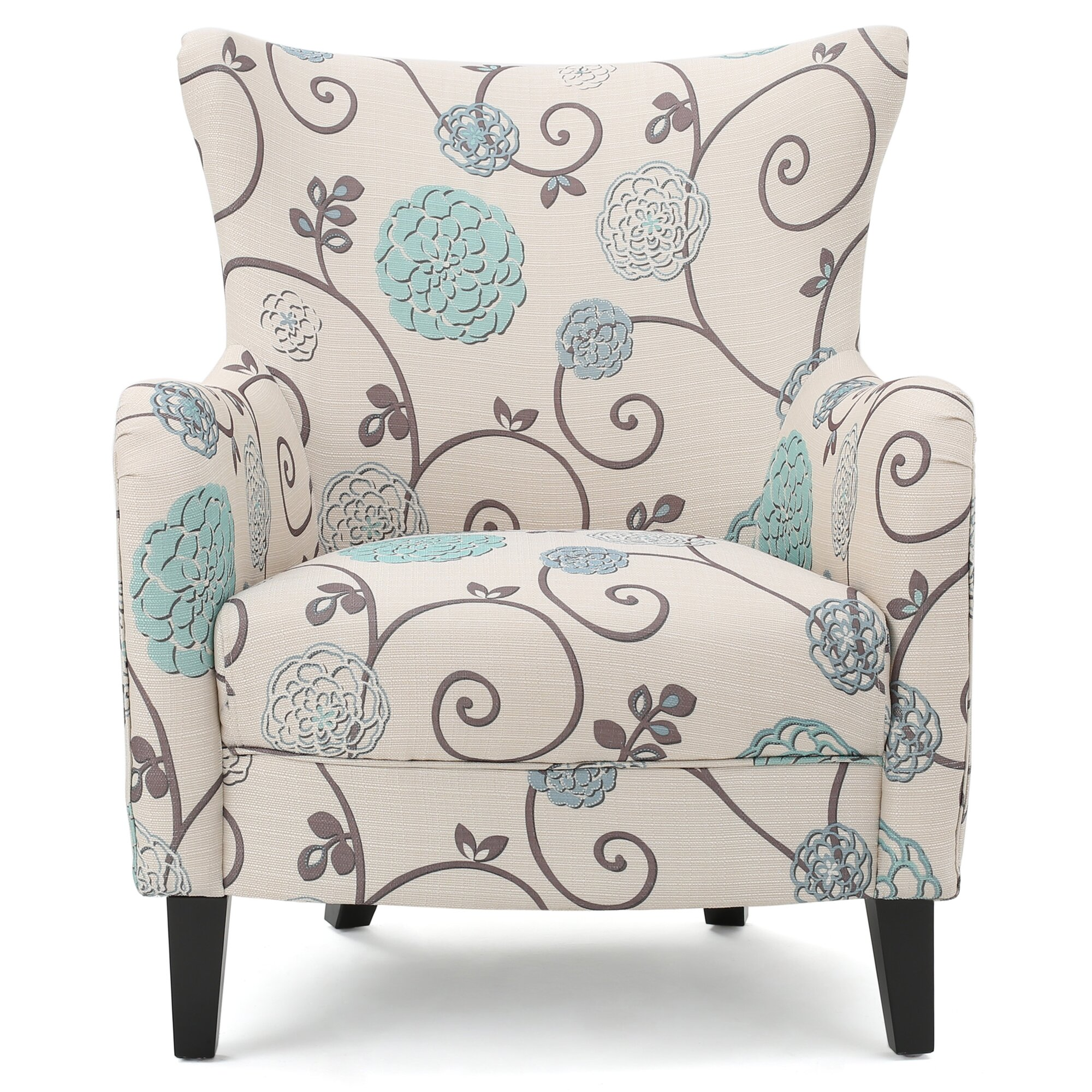 Artistic Stairs Canada: Breakwater Bay Lowell Fabric Club Chair & Reviews