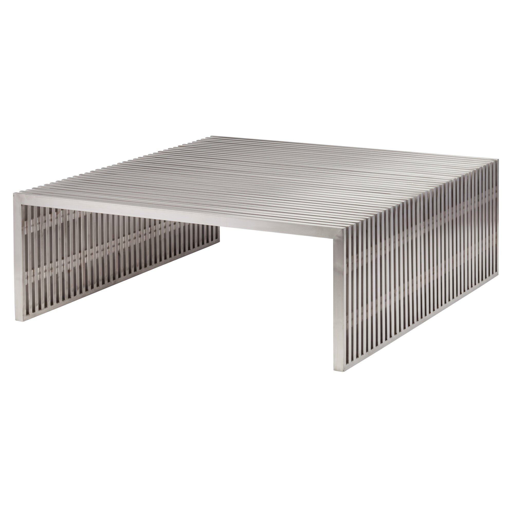 Nuevo Aurora Gold Coffee Table: Amici Coffee Table & Reviews