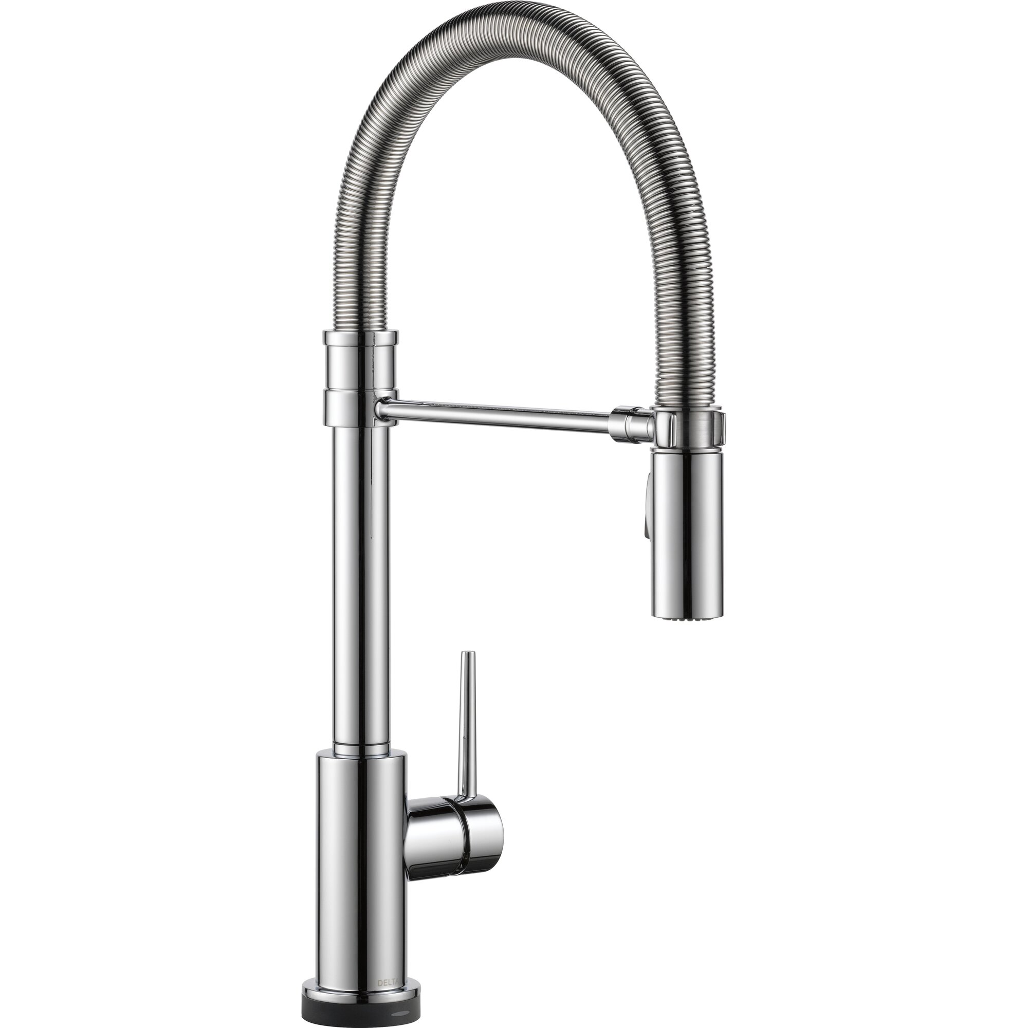 Delta Trinsic Pro Single Handle Deck Mounted Pull Down