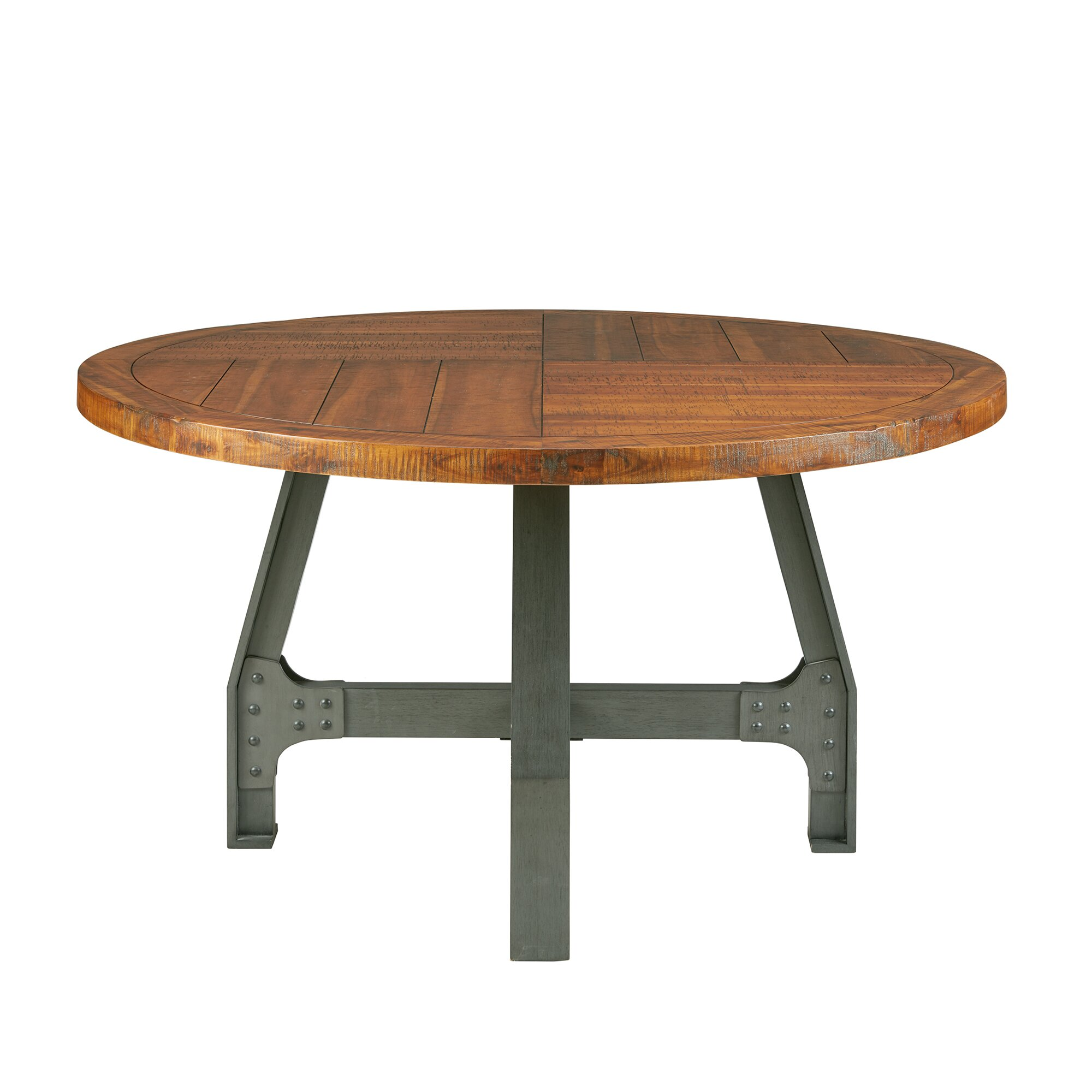 Lancaster Round 30 Quot Extendable Dining Table Amp Reviews