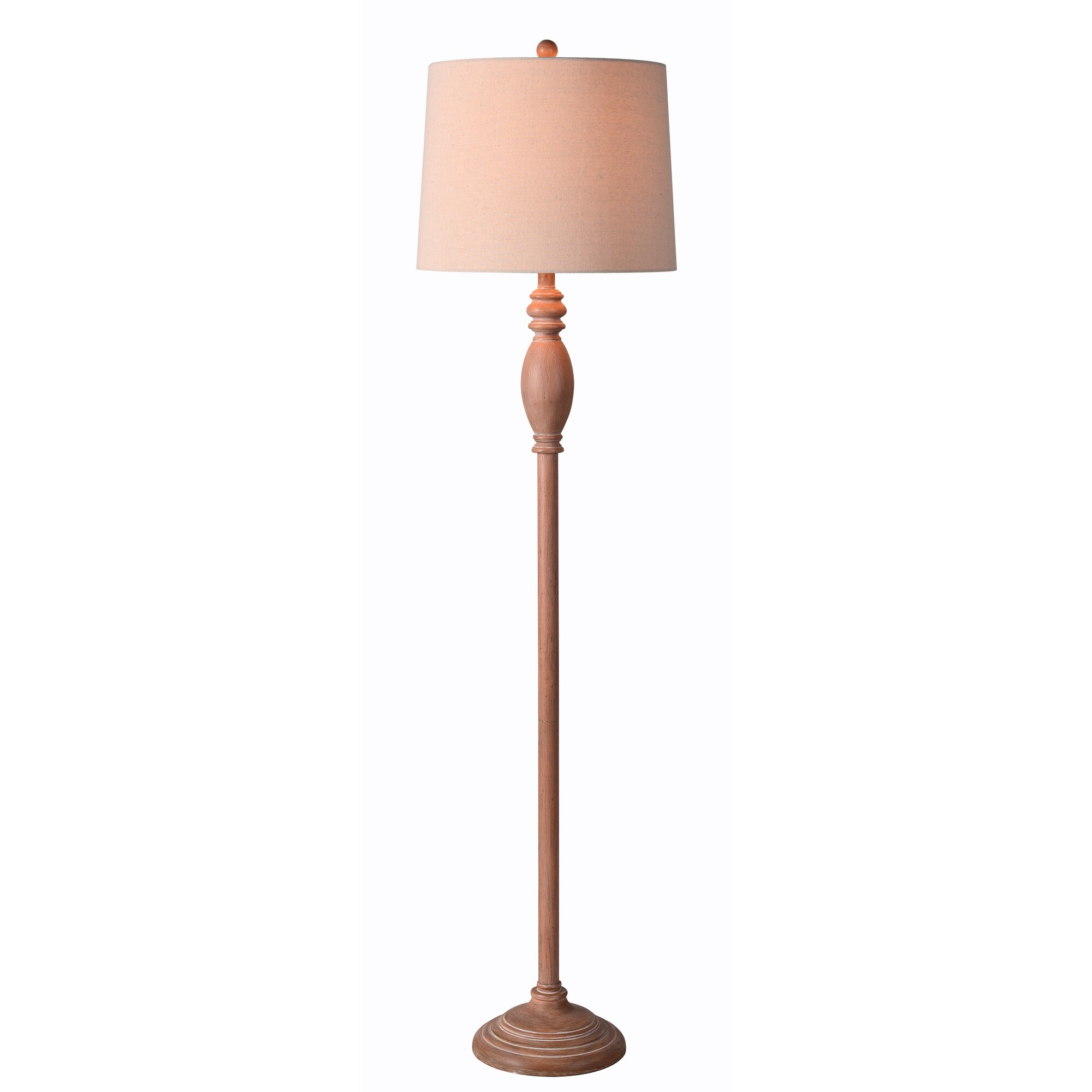 "Laurel Foundry Modern Farmhouse Eleonore 59.5"" Floor Lamp ..."