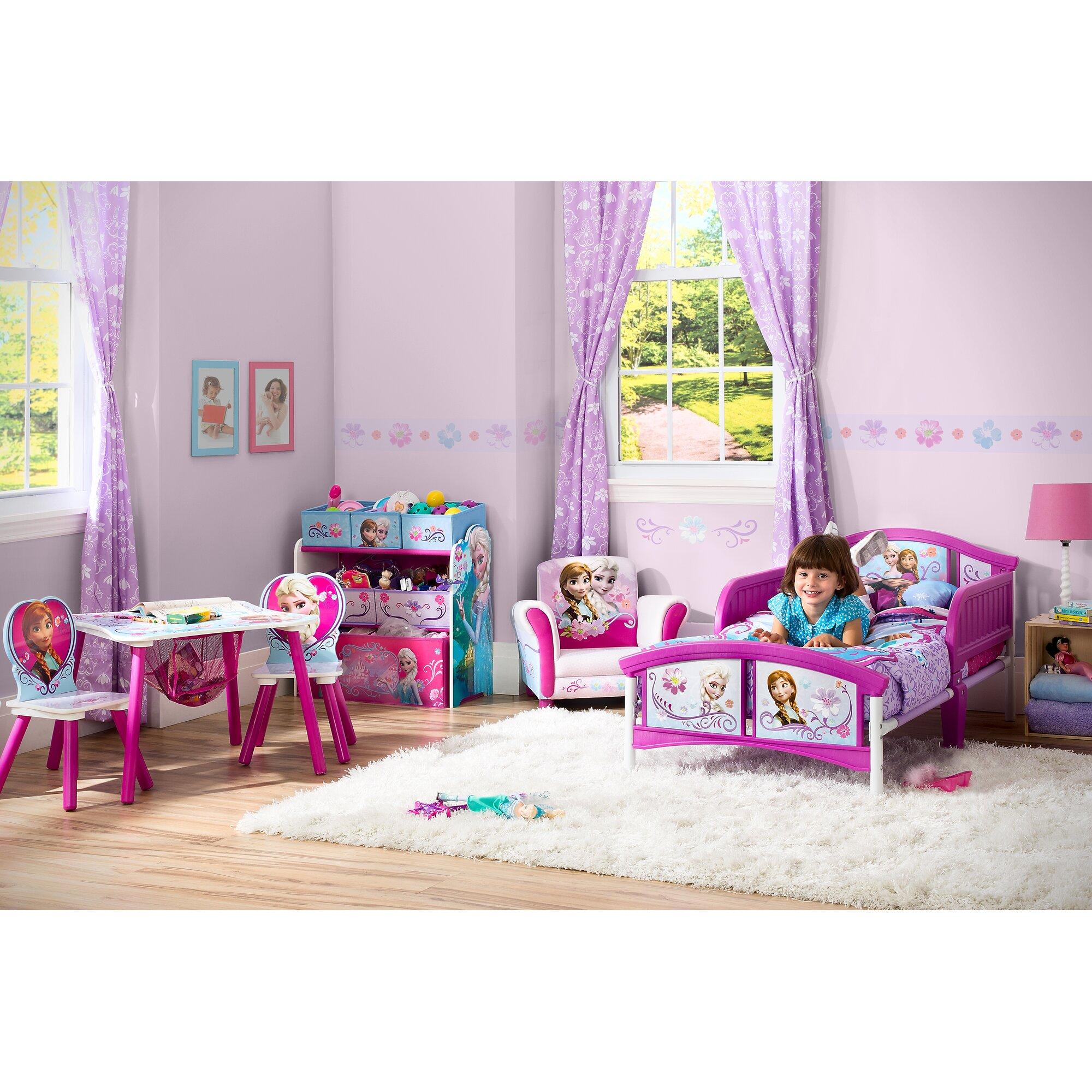 Delta Children Disney Frozen Kids Upholstered Club Chair