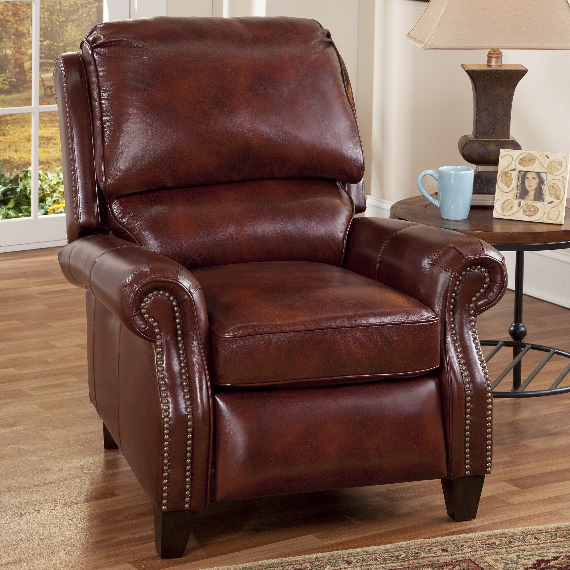 Barcalounger Churchill II Recliner & Reviews | Wayfair