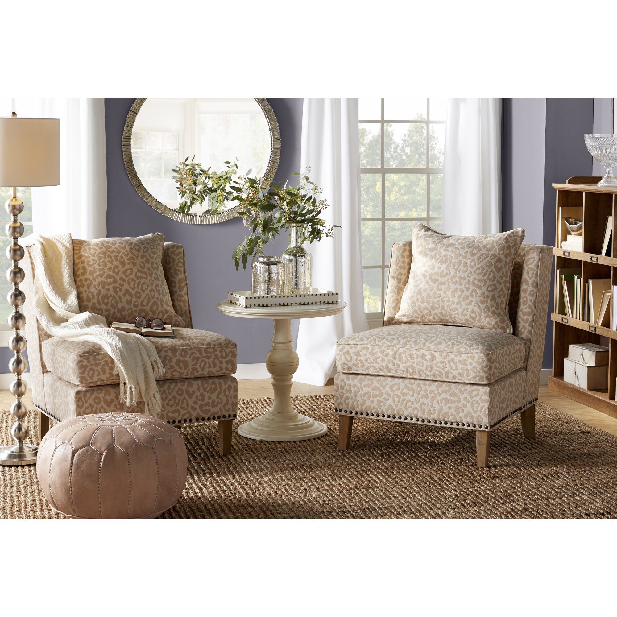 dexter slipper chair - Slipper Chairs