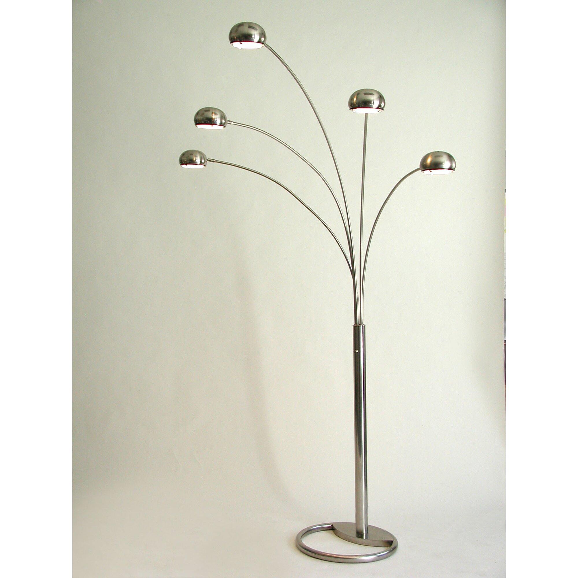 Nova Of California Mushroom 85 Quot Tree Floor Lamp Amp Reviews