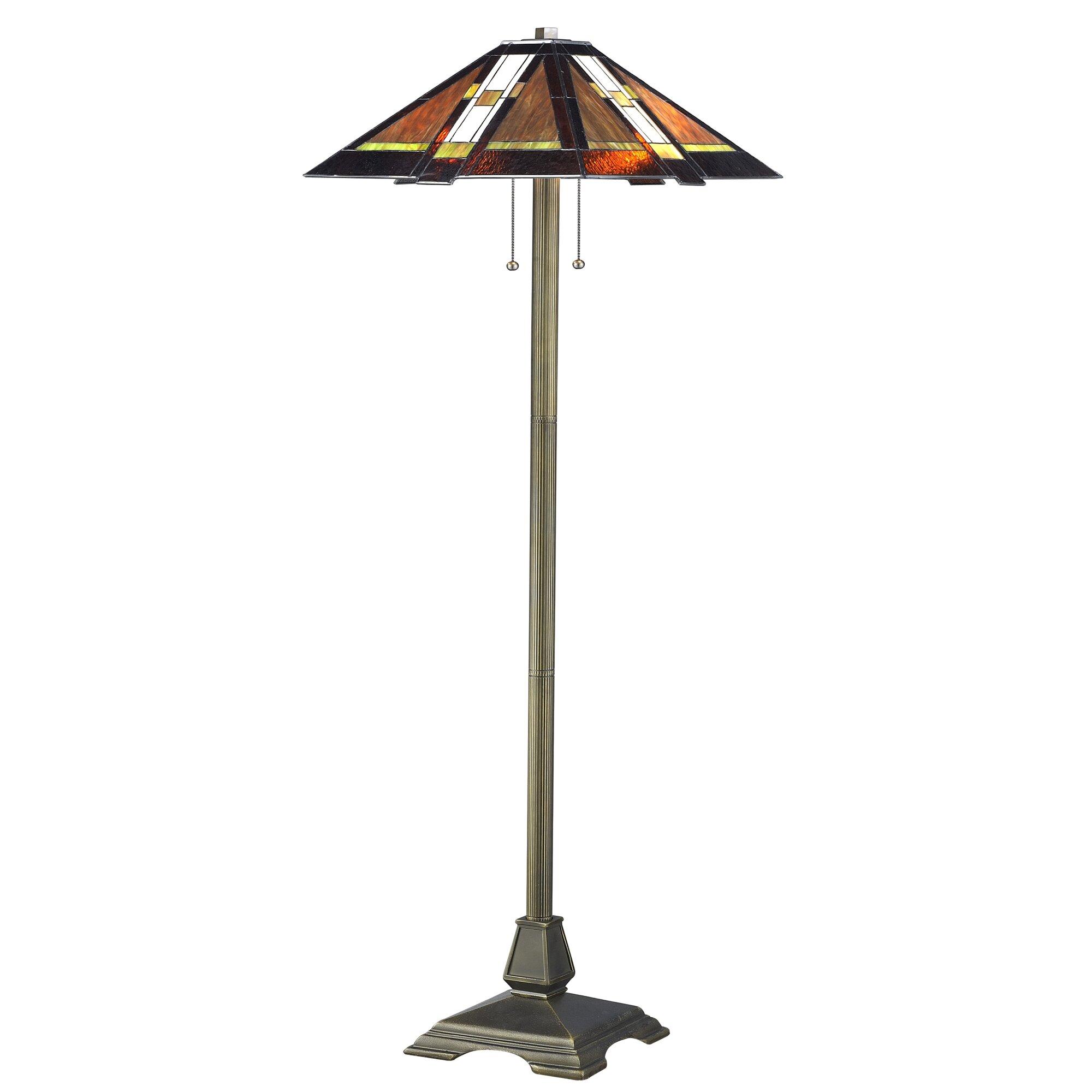 Astoria Grand Preston 60 Quot Empire Metal Floor Lamp