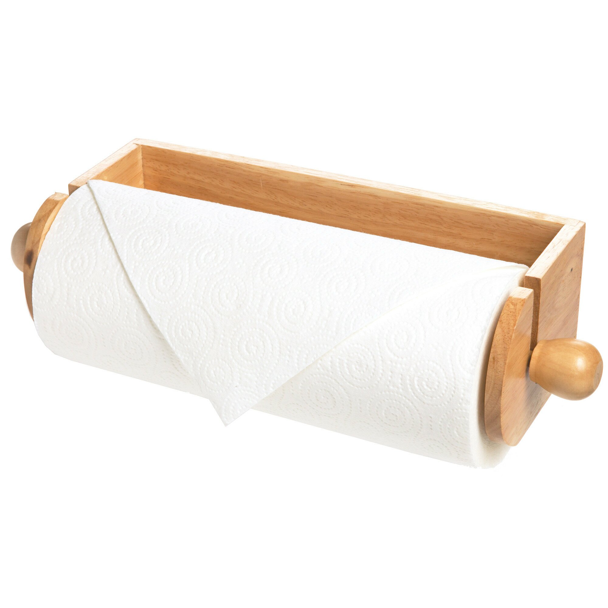 Red Barrel Studio Brown Paper Towel Holder  Reviews Wayfair -  bathroom paper towel holder