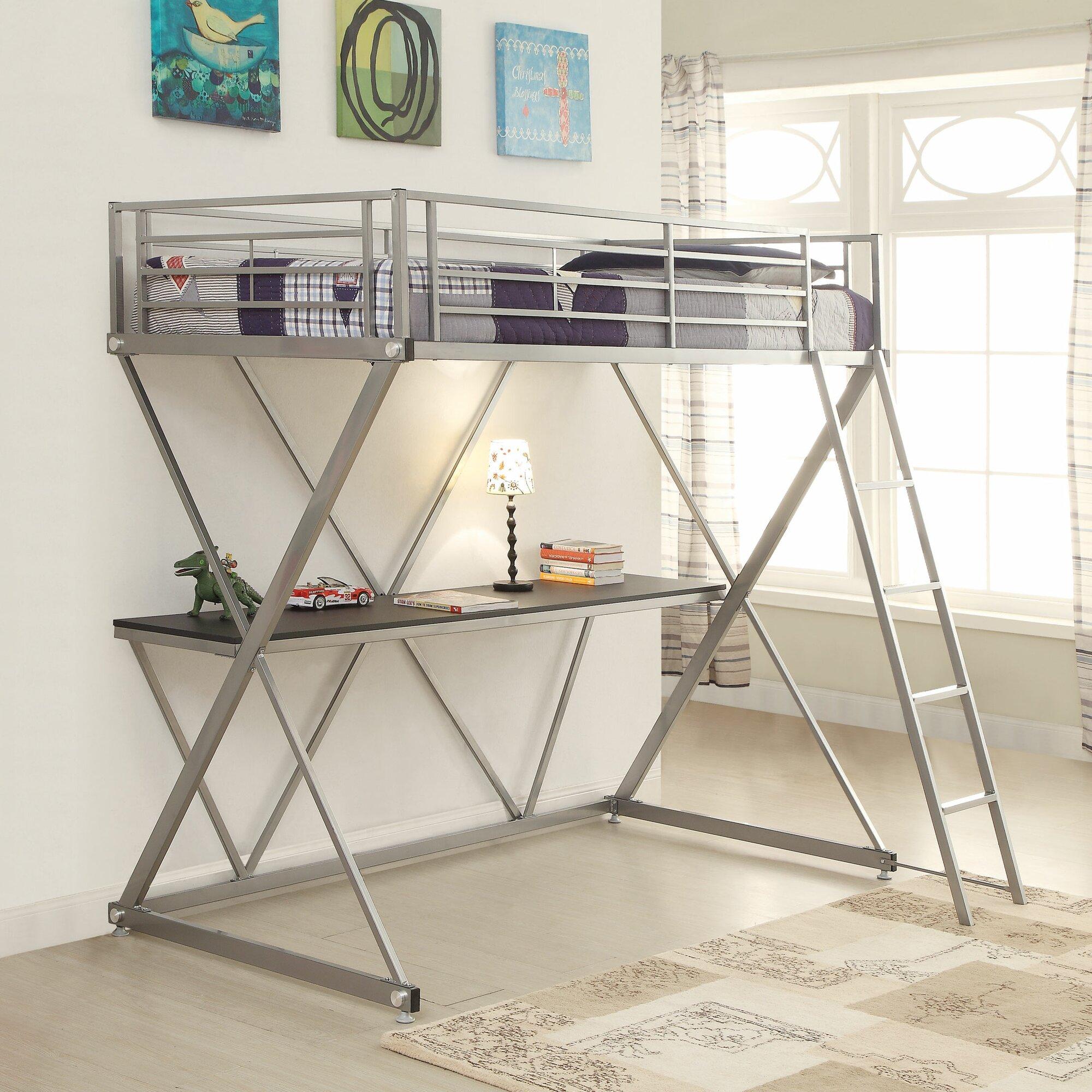 Loft Bunk & Loft Beds You'll Love | Wayfair
