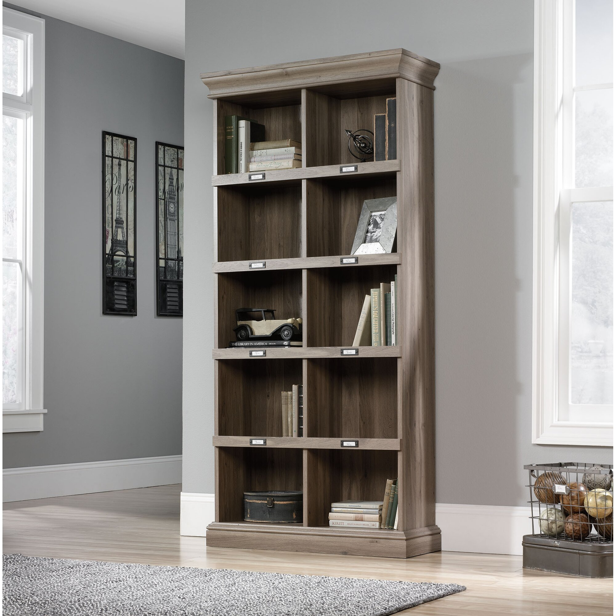 Bowerbank 75 Cube Unit Bookcase