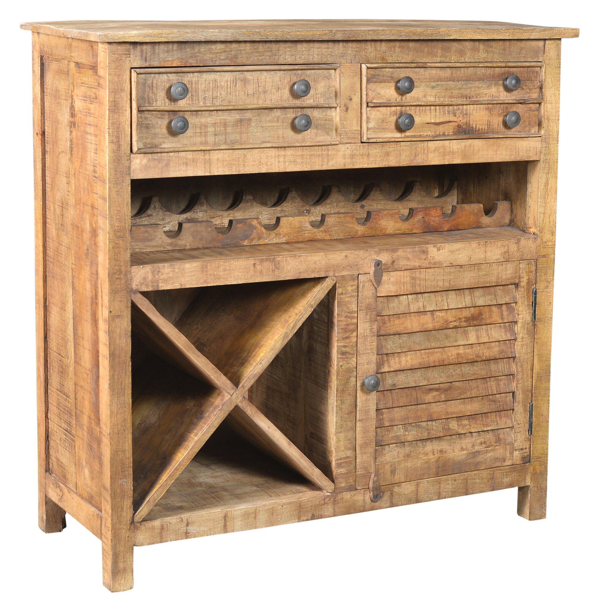 The Kitchen Door Napa: MOTI Furniture Napa Floor Wine Cabinet