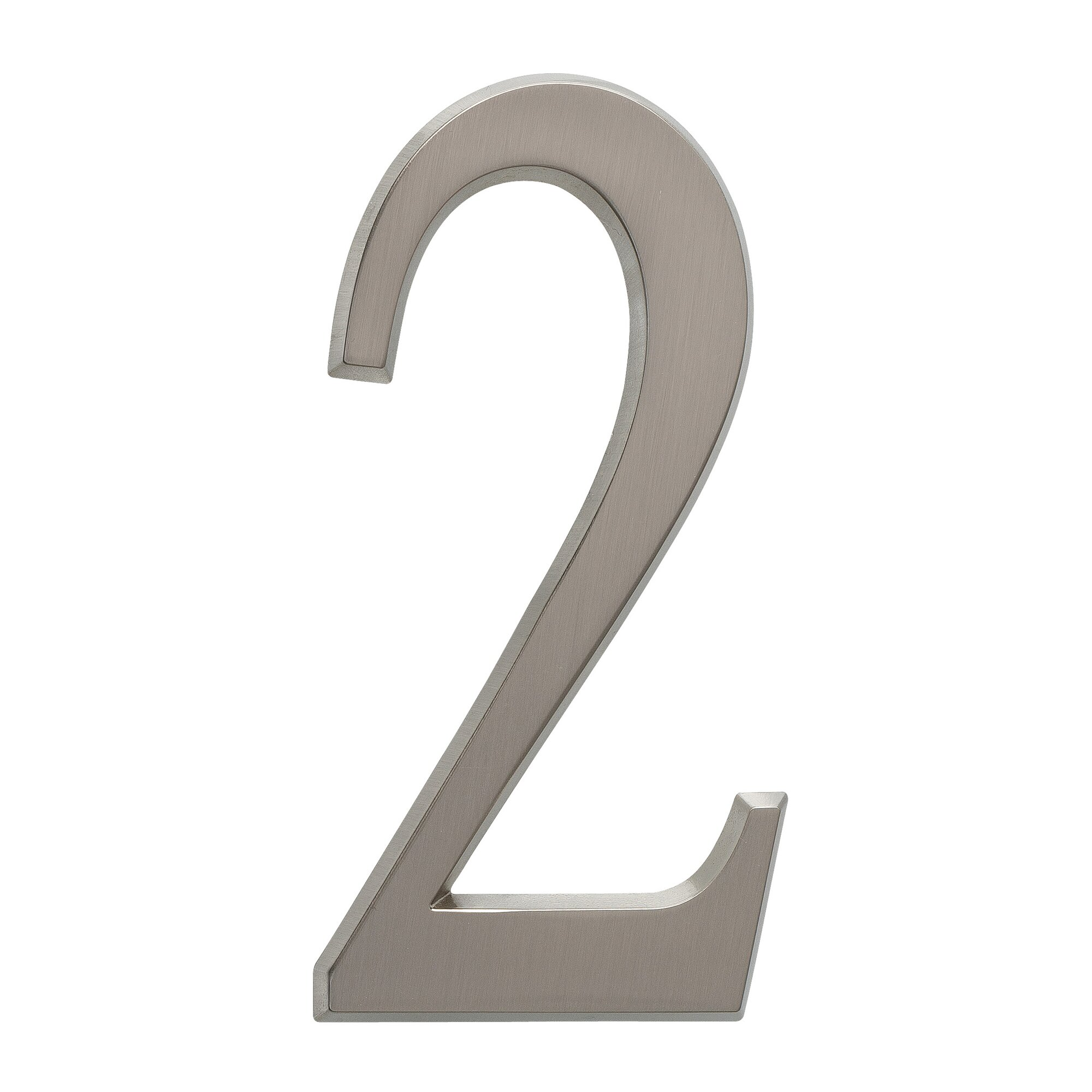 Classic house number reviews birch lane for Classic house numbers