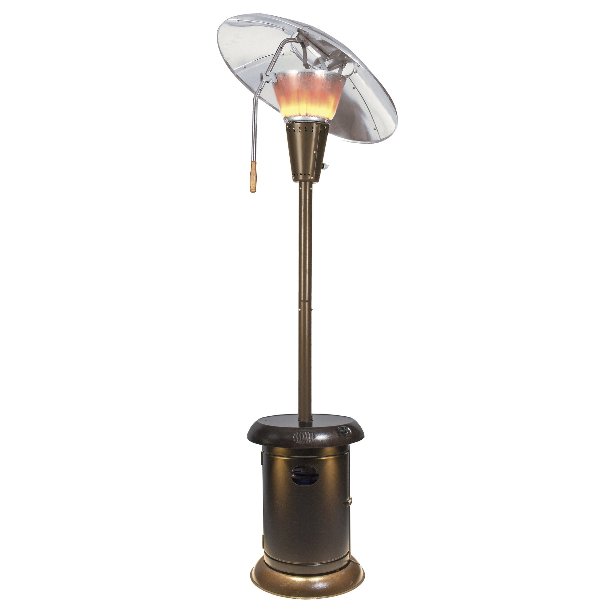 Patio Heaters You'll Love | Wayfair