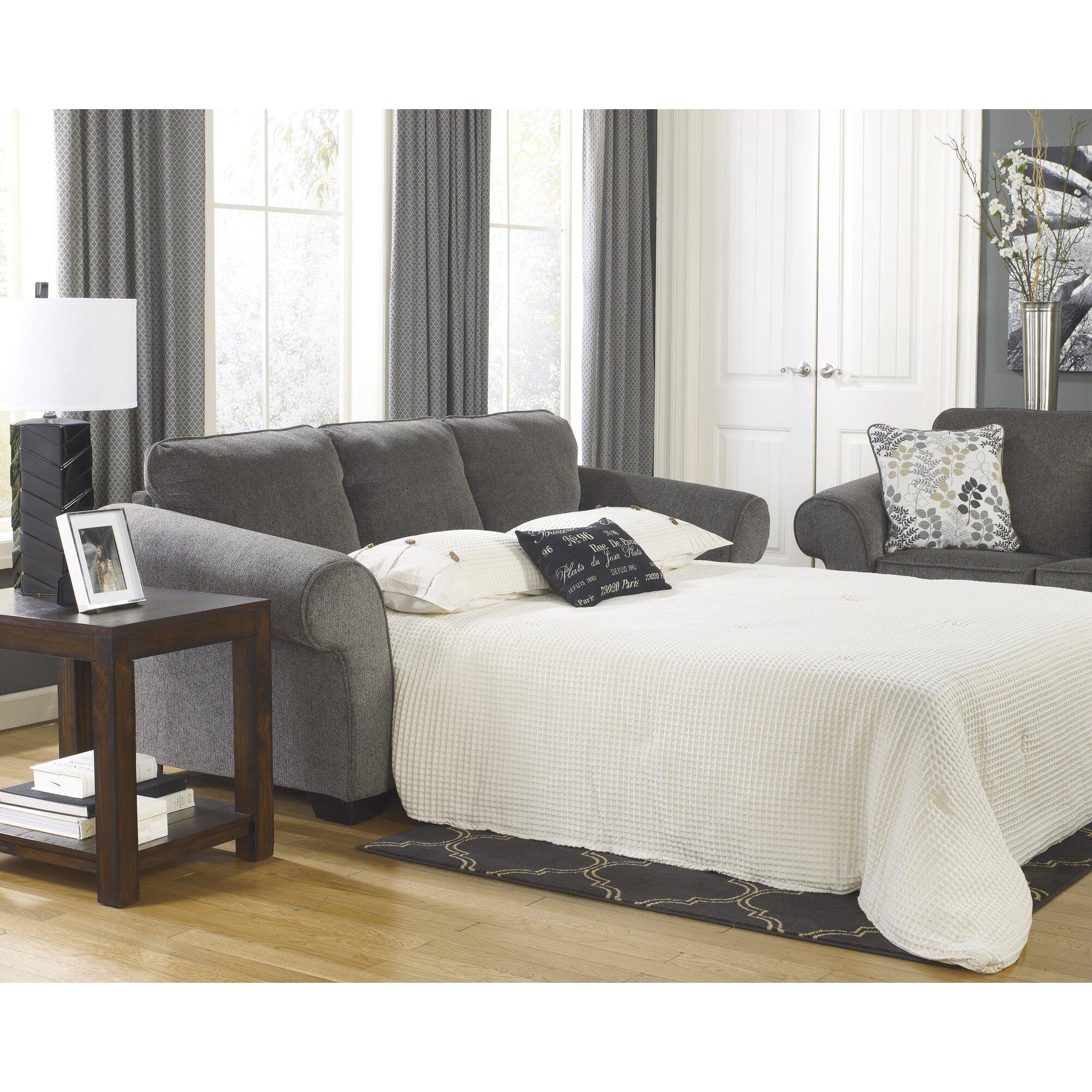 Latitude Run Barrington Queen Sleeper Sofa Reviews Wayfair