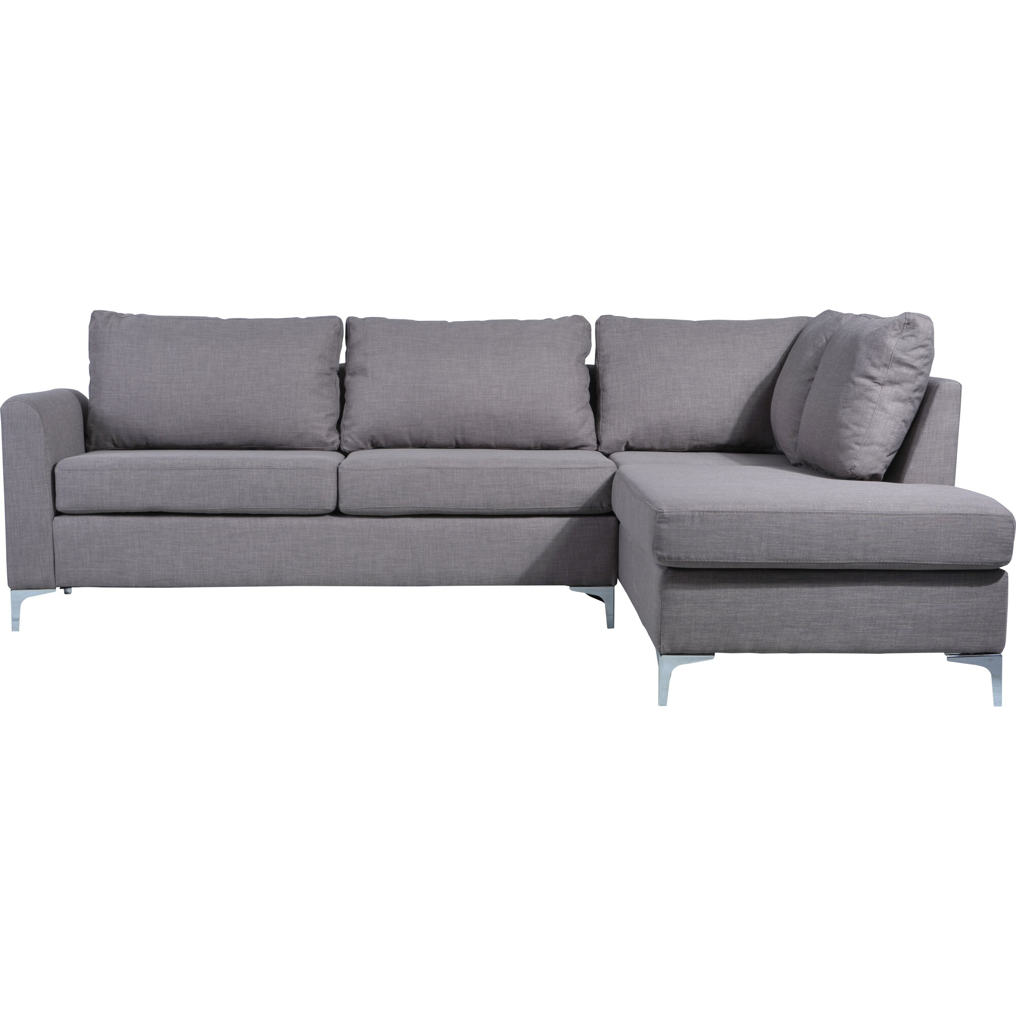 pact Sectional Sofa Camber pact Sectional From Design