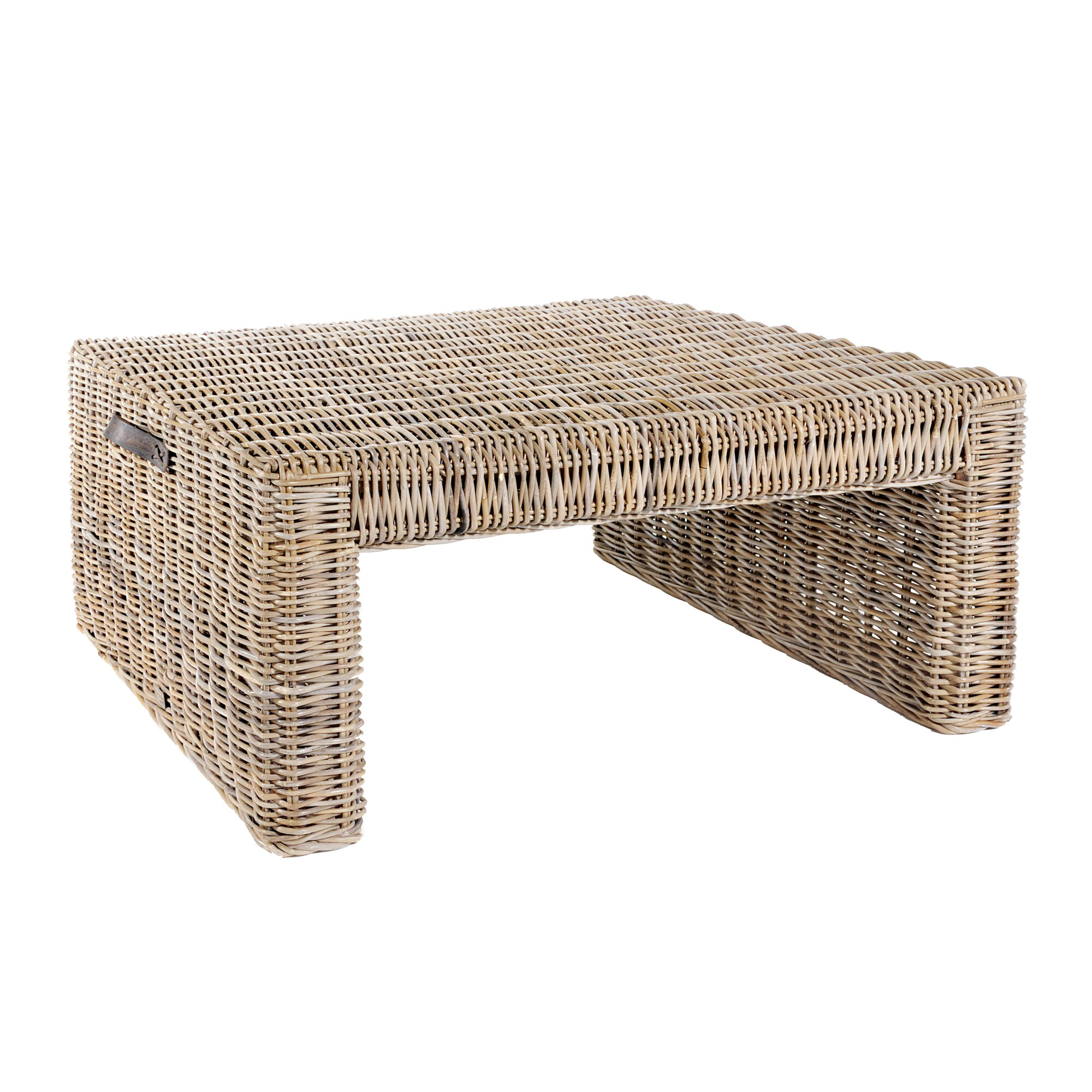 sommerallee couchtisch belgrade rattan. Black Bedroom Furniture Sets. Home Design Ideas