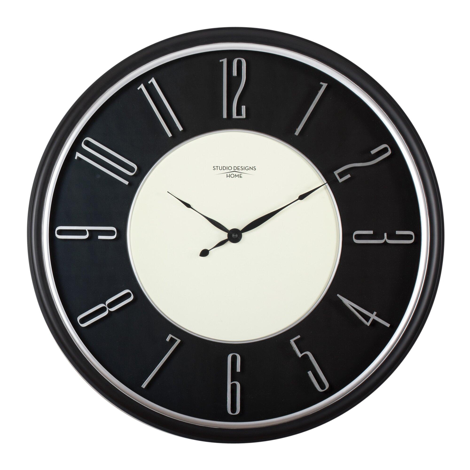 oversized wall clock modern