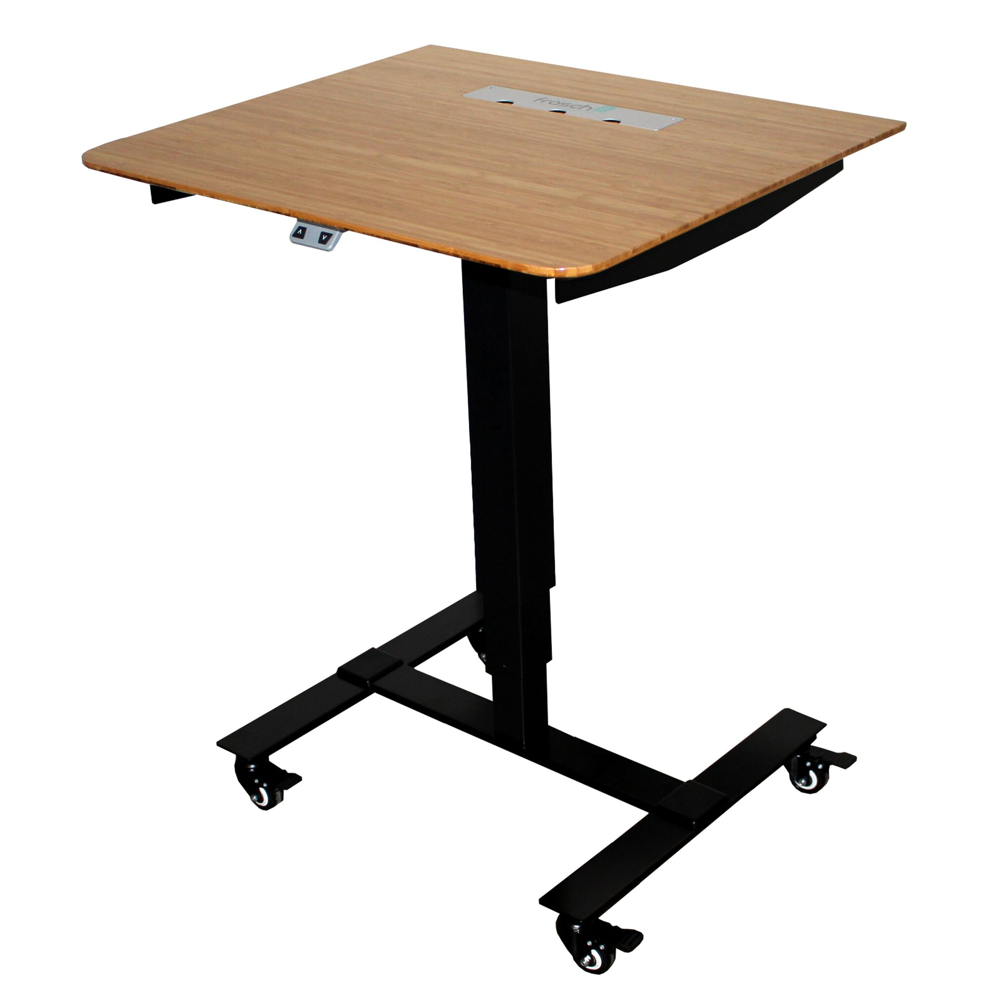 Fräsch Sit Stand Electric Portable Presentation Standing