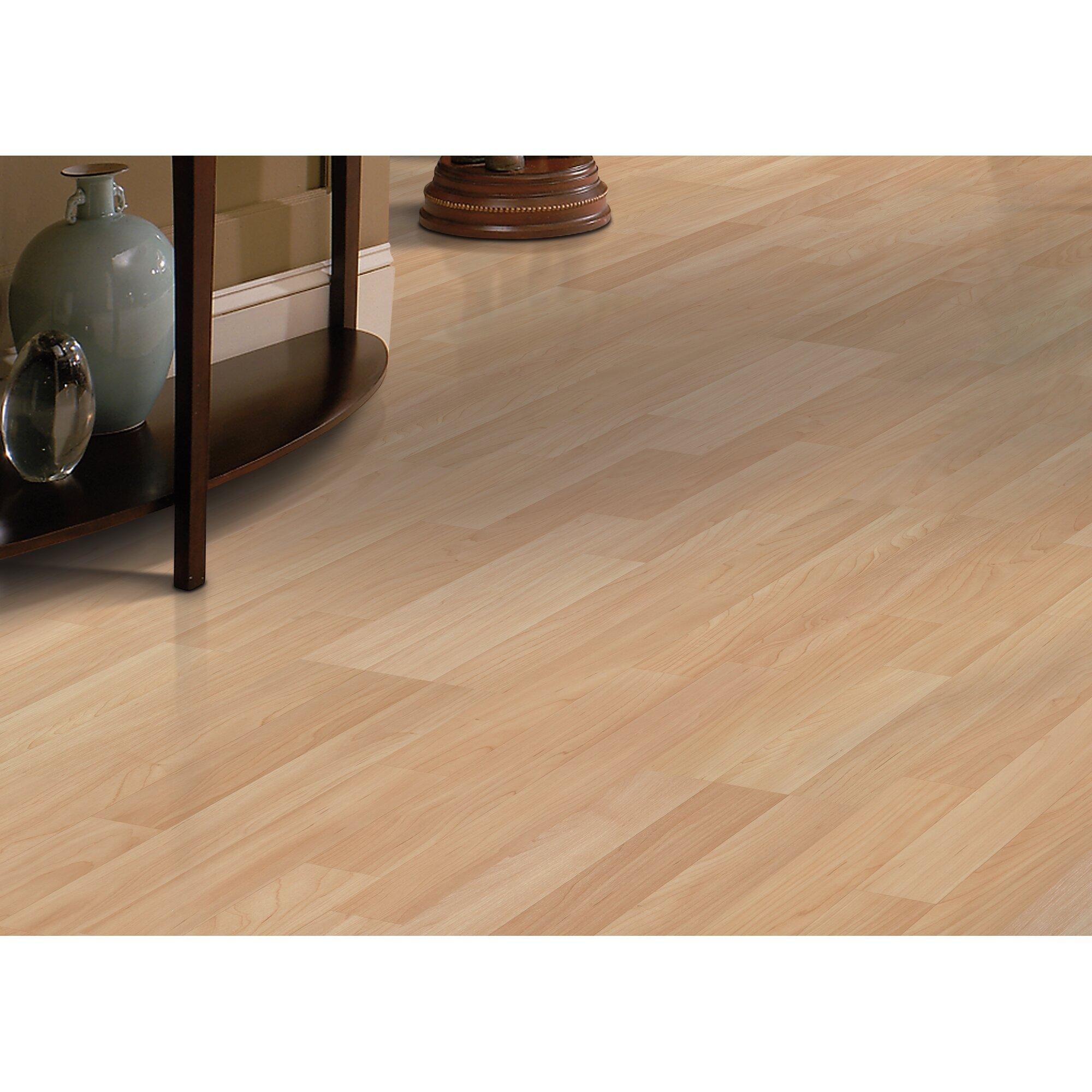 8mm Laminate Flooring quick step eligna spiced tea maple 8mm laminate flooring sample traditional laminate flooring Copeland 8 X 47 X 8mm Oak Laminate In Natural Maple