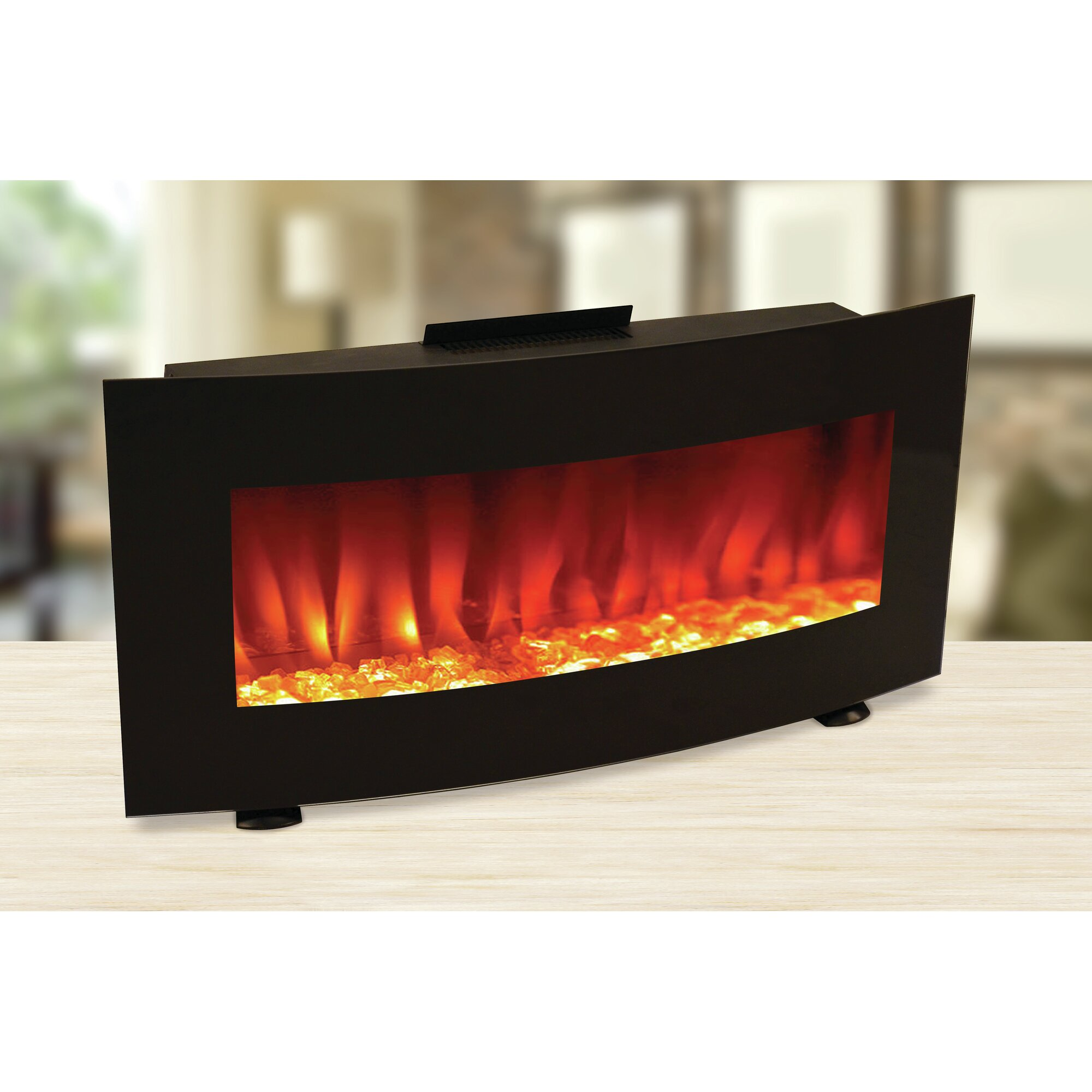 Prolectrix Electric Fireplace Review - Electric Fireplace Heat