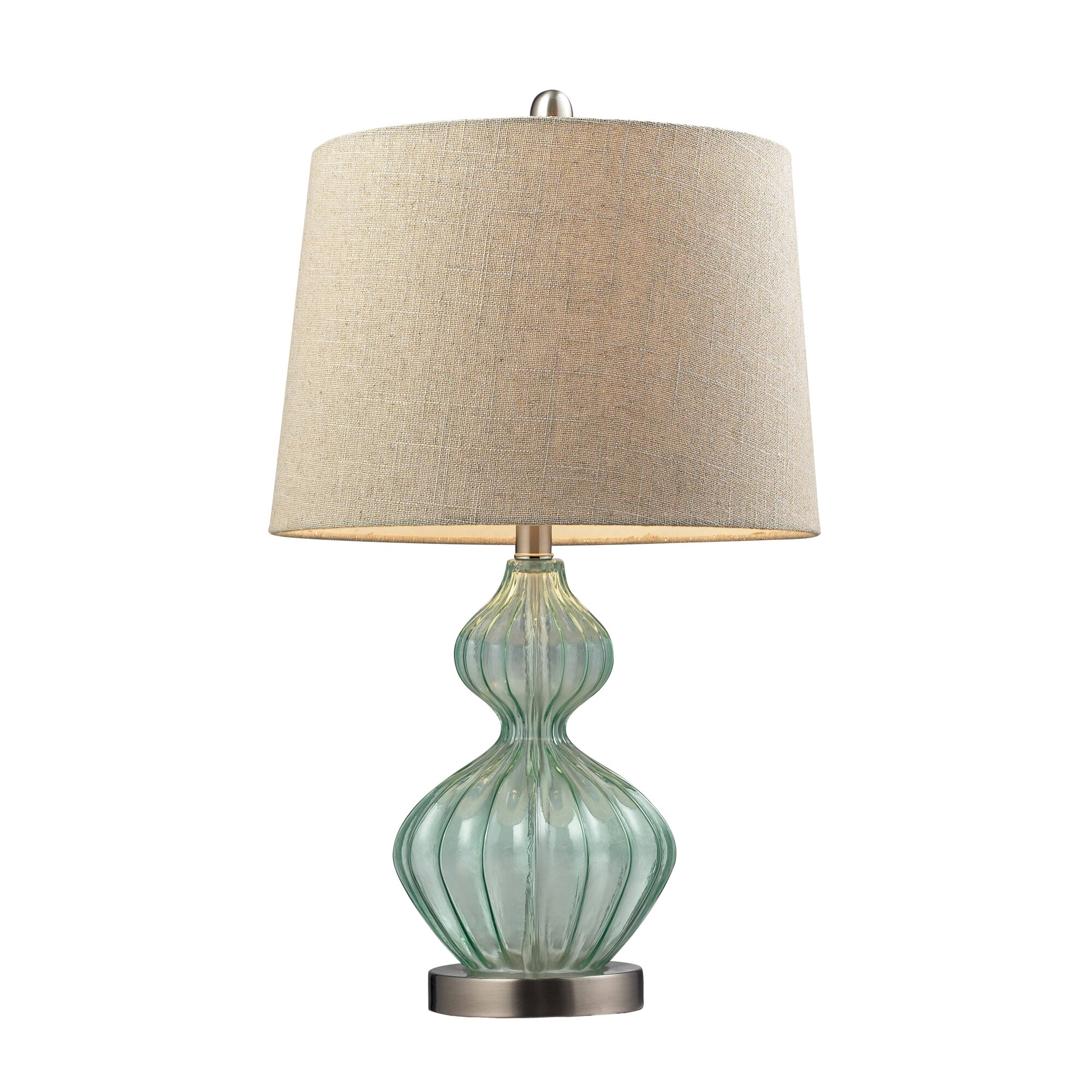 Table Lamps Without Shades