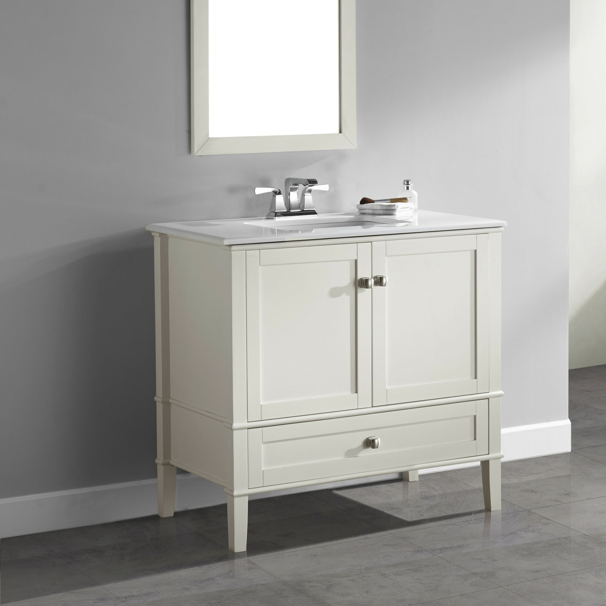 simpli home chelsea 37 single bathroom vanity reviews
