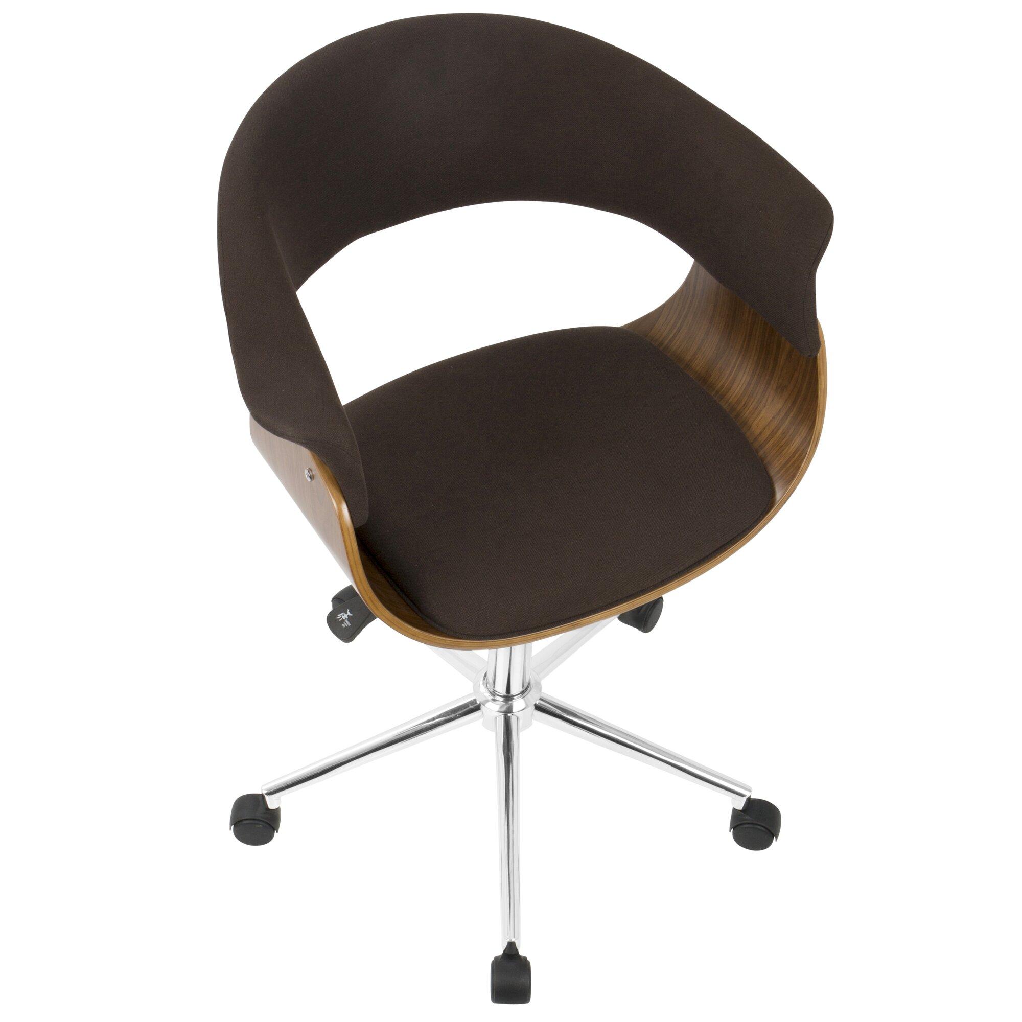 Mid Century Modern Desk Chair - Mid century modern office chair