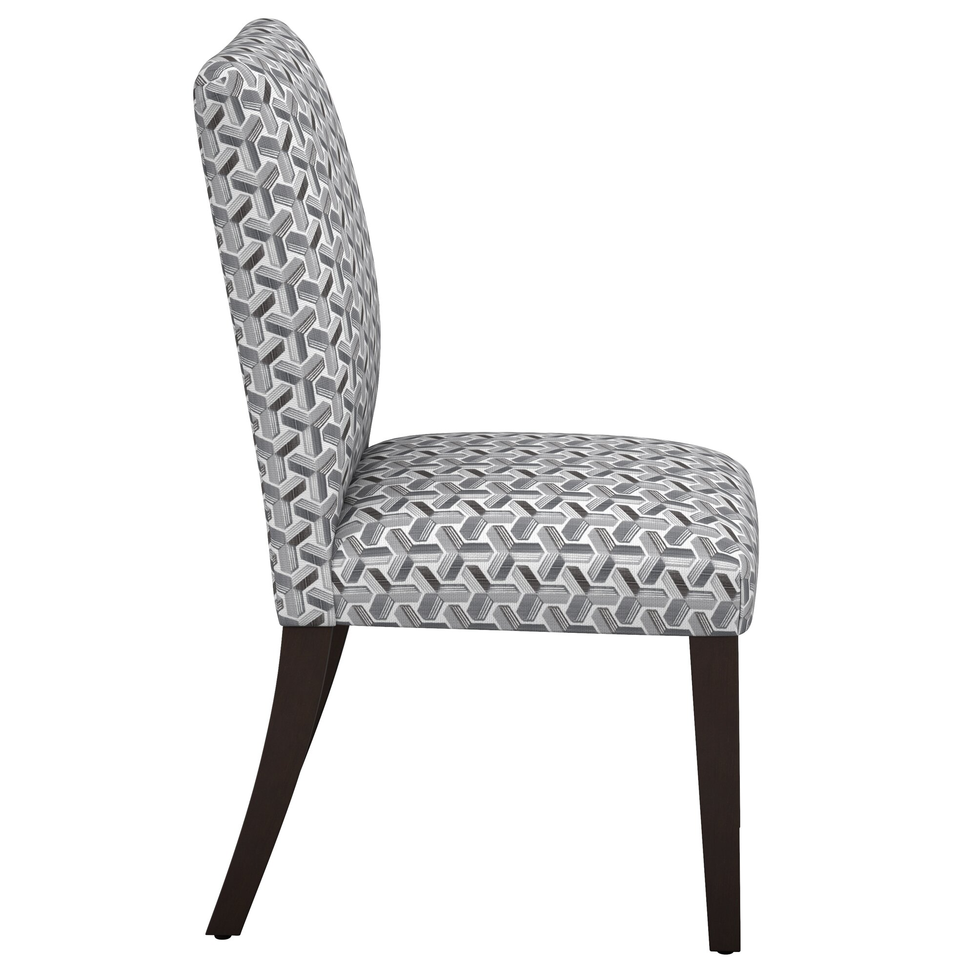 Brayden Studio Venne Ink Parsons Chair Wayfair Ca