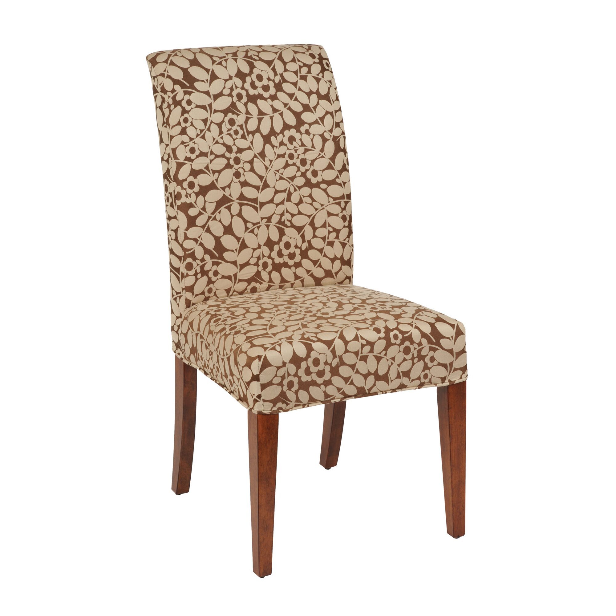 Bailey Street Couture Covers Parsons Chair Slipcover Reviews Wayfair