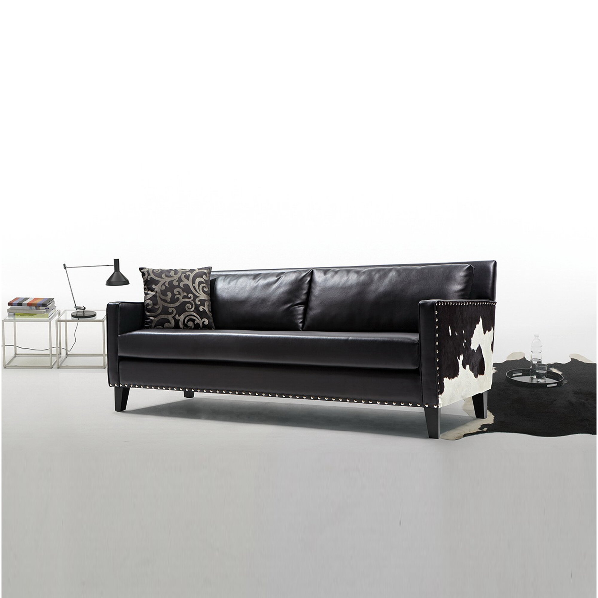 Dallas Leather Sofa Thesofa