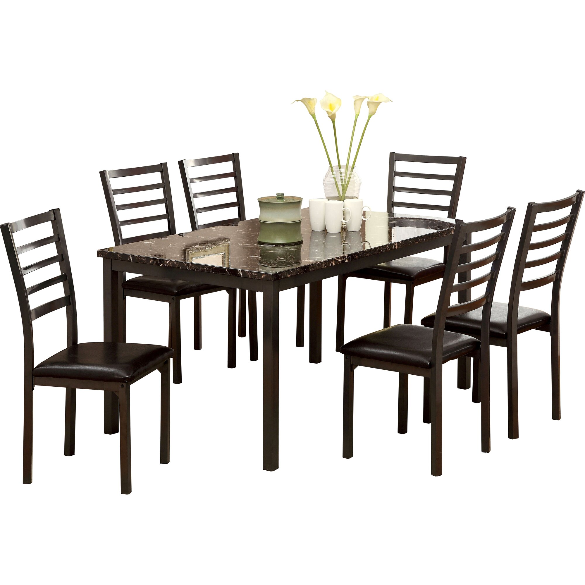 Hokku designs cramer dining table reviews for Cramer furniture