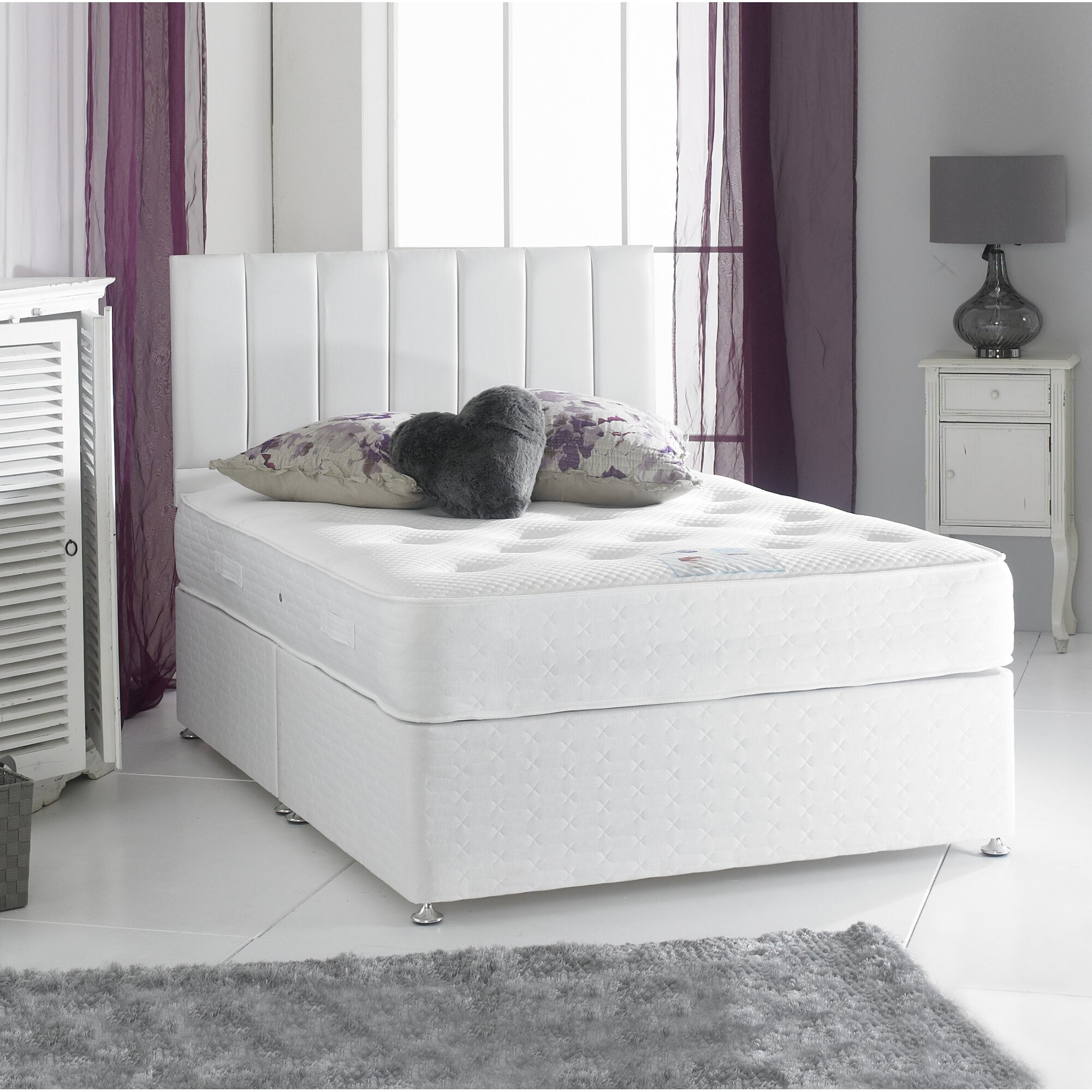 Home Loft Concept Tudela Pocket Sprung 1000 Mattress