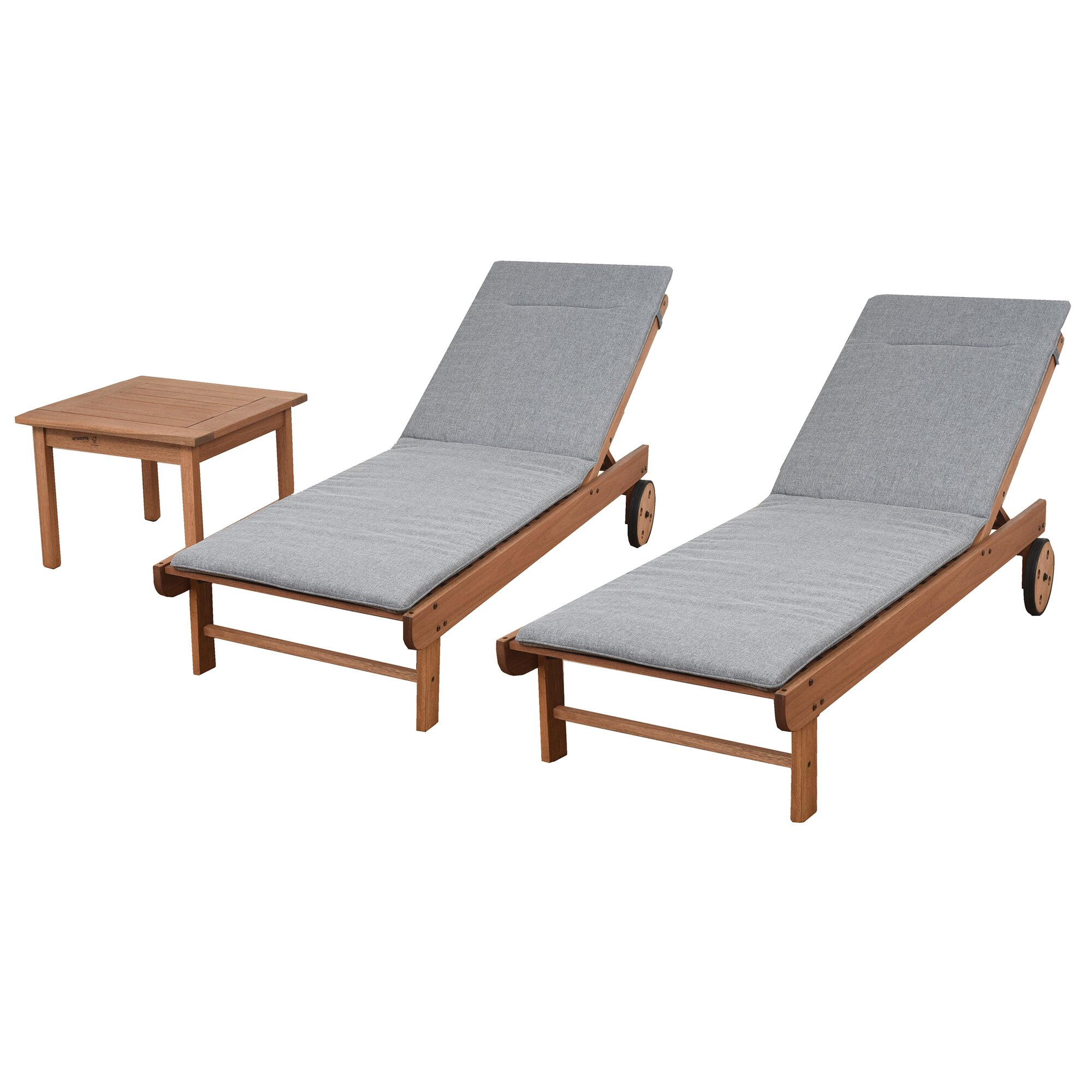 Langley street grey cushion newburypatio 3 piece single for Outdoor furniture langley