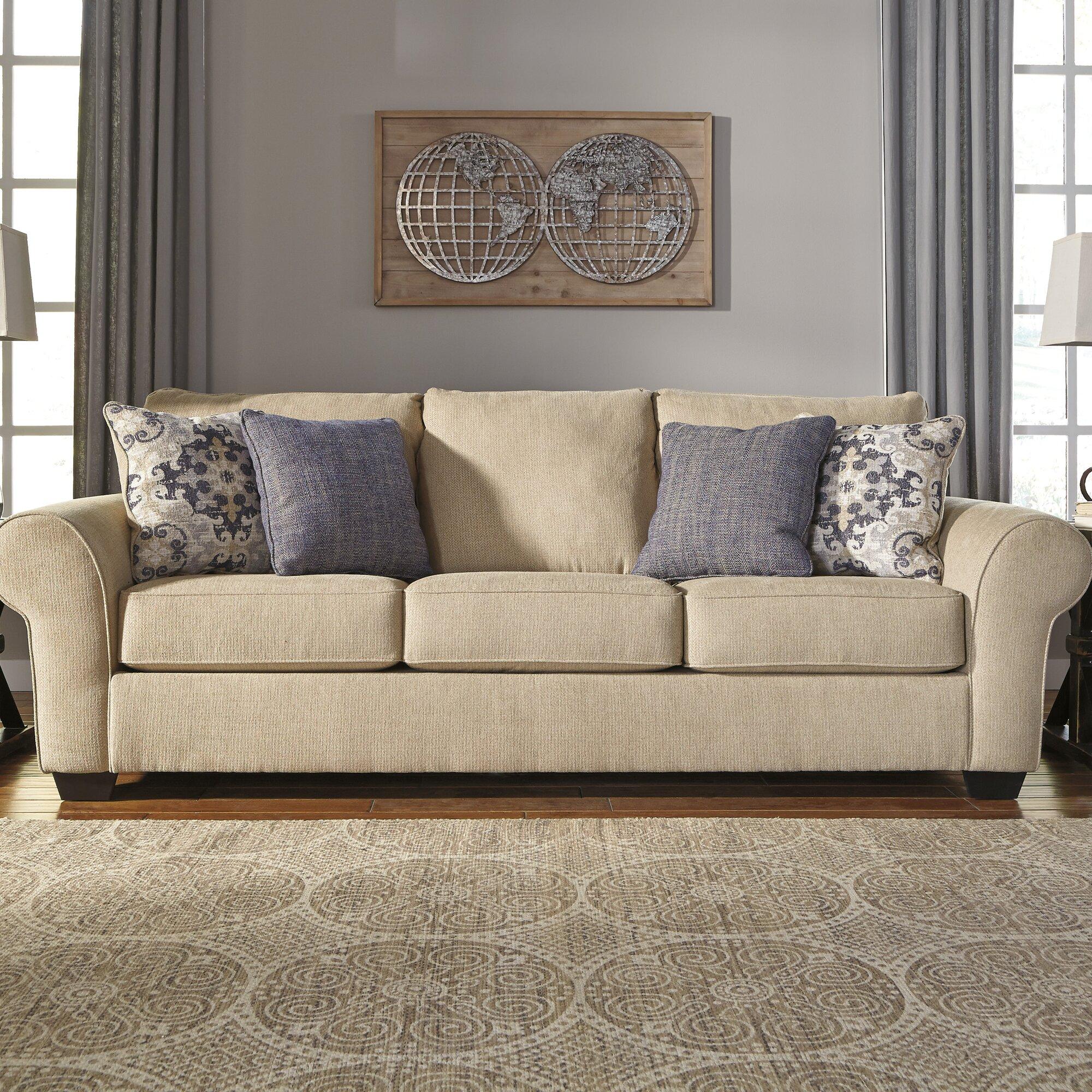 Pier One Alton Sleeper Sofa Reviews Www Stkittsvilla Com