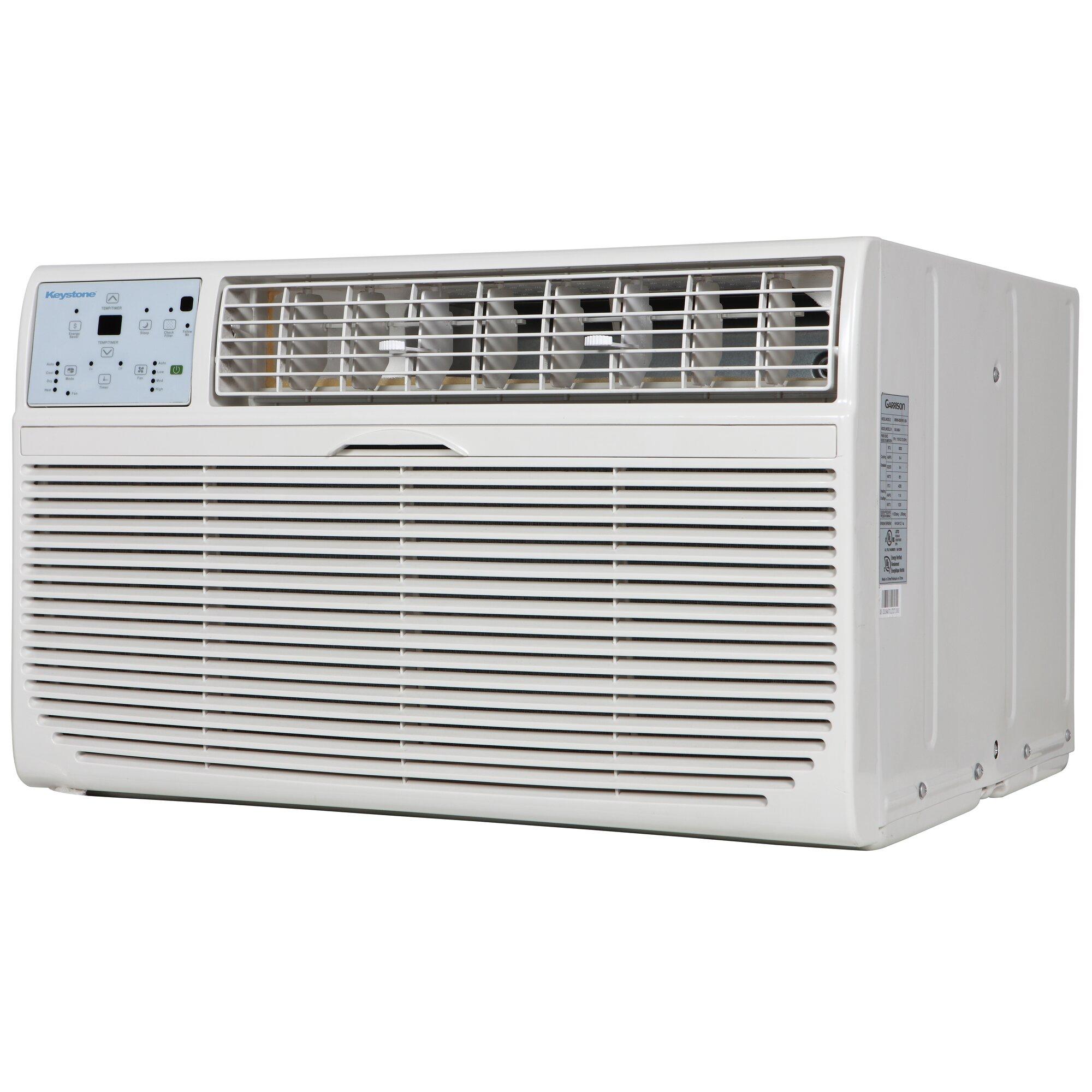 #635A4F Keystone 12 000 BTU Through The Wall Air Conditioner With  Reliable 14308 Thru The Wall Air Conditioners With Heat wallpaper with 2000x2000 px on helpvideos.info - Air Conditioners, Air Coolers and more