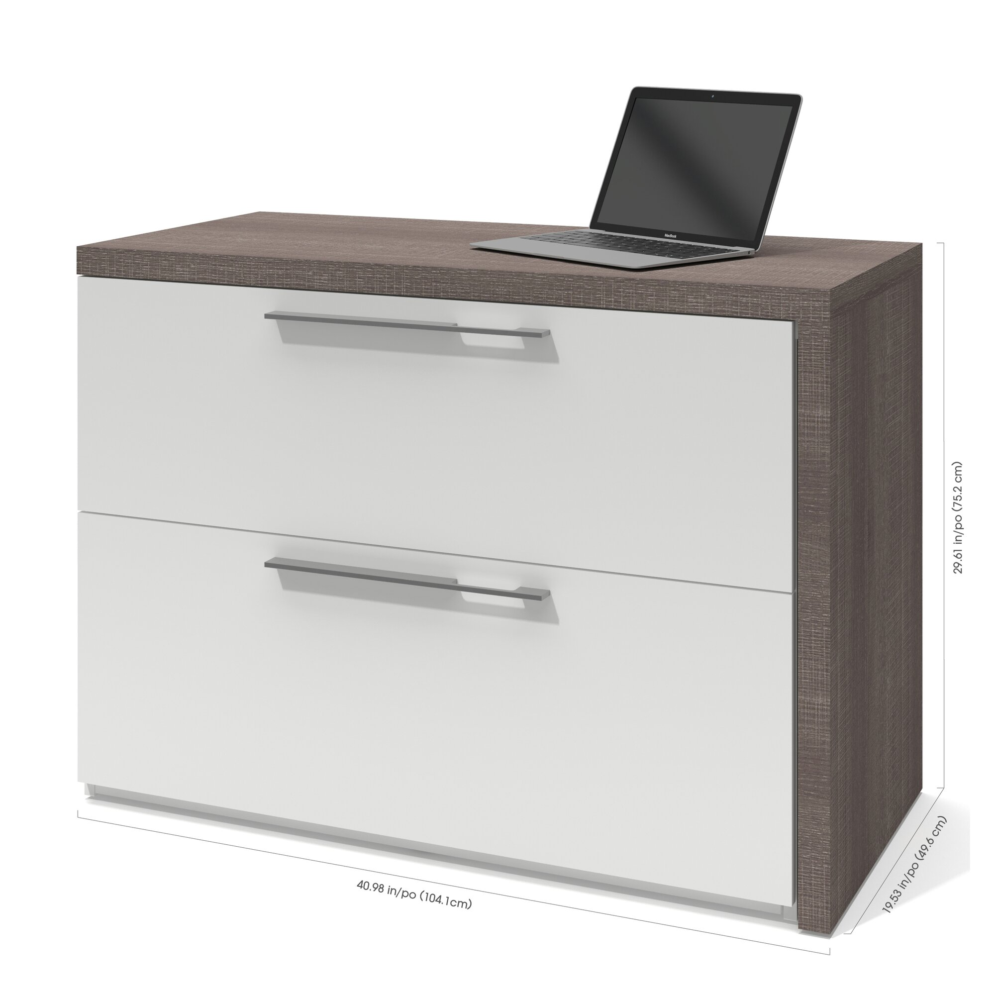 bestar small space sliding computer desk. Black Bedroom Furniture Sets. Home Design Ideas