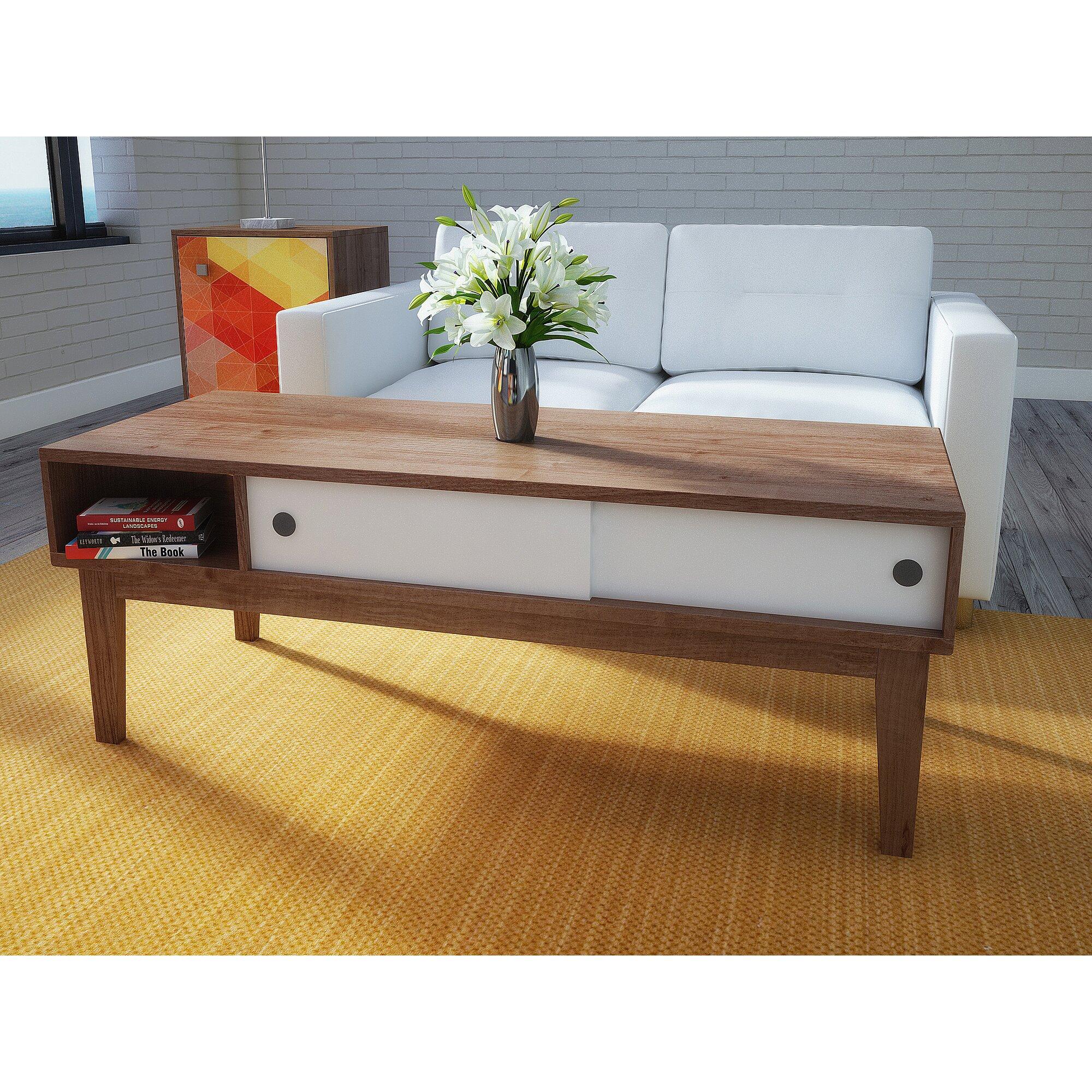 Soft Modern Coffee Table Reviews Allmodern