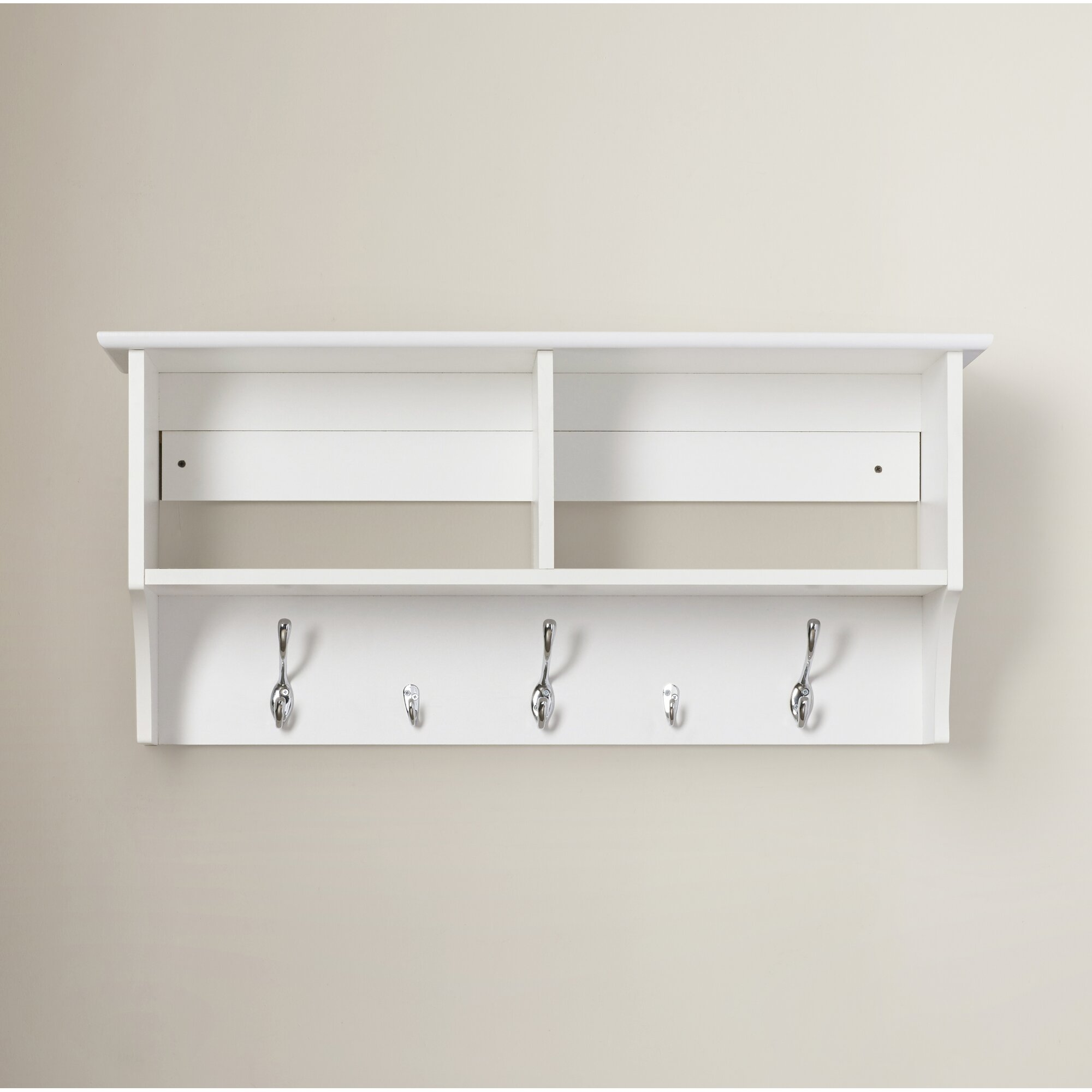 three posts wood wall mounted coat rack reviews wayfair. Black Bedroom Furniture Sets. Home Design Ideas