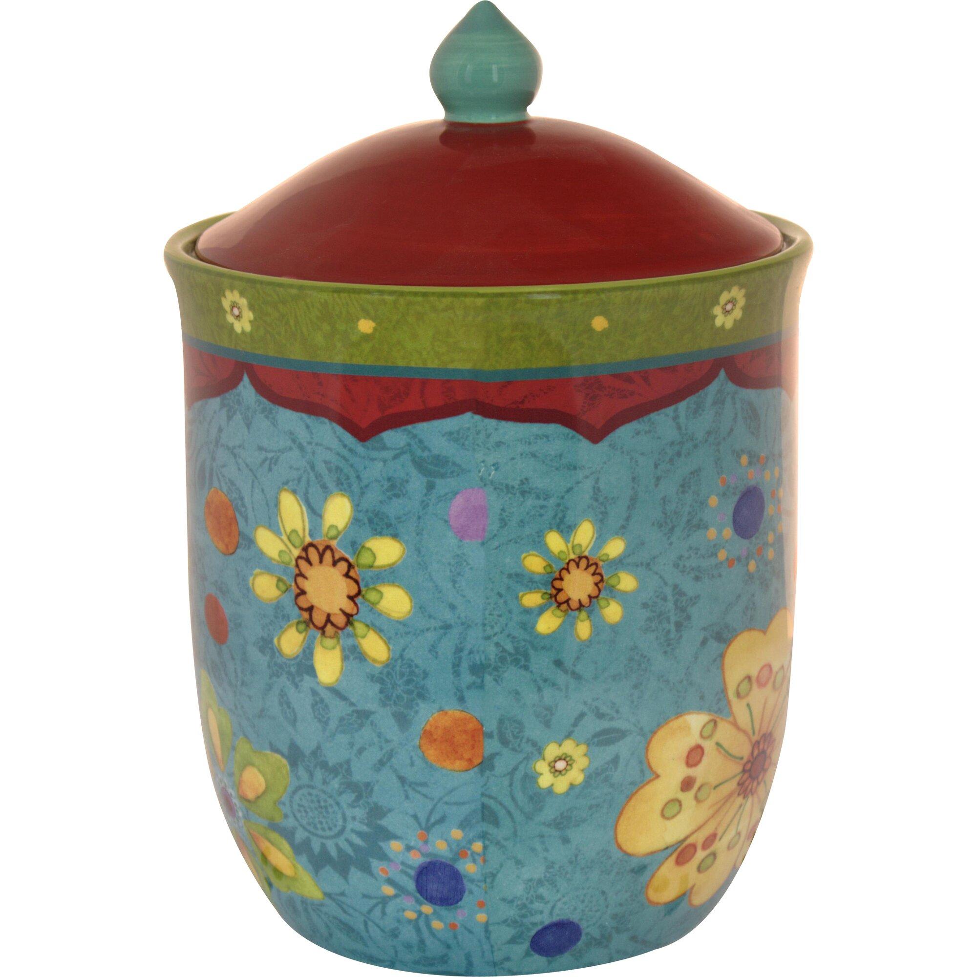 alcott hill ohlman 3 piece kitchen canister set reviews