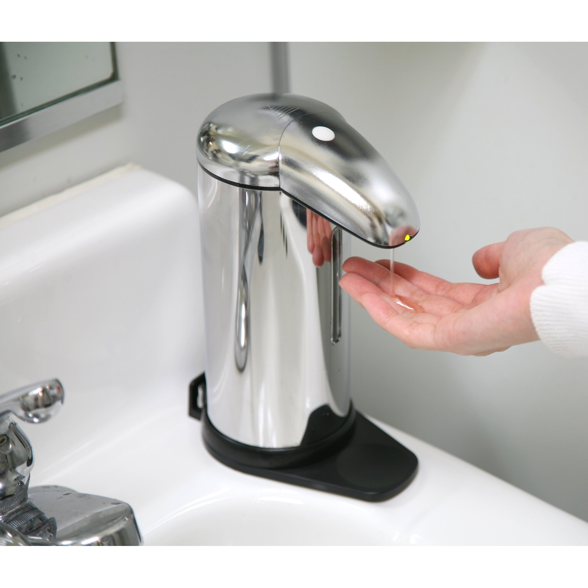 Automatic Sensor Commercial Soap Dispenser Amp Reviews