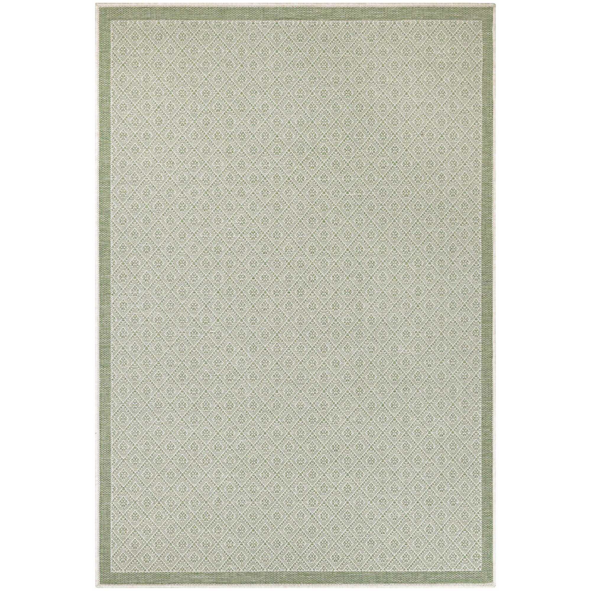 Beachcrest Home Wexford Sea Mist Indoor Outdoor Area Rug