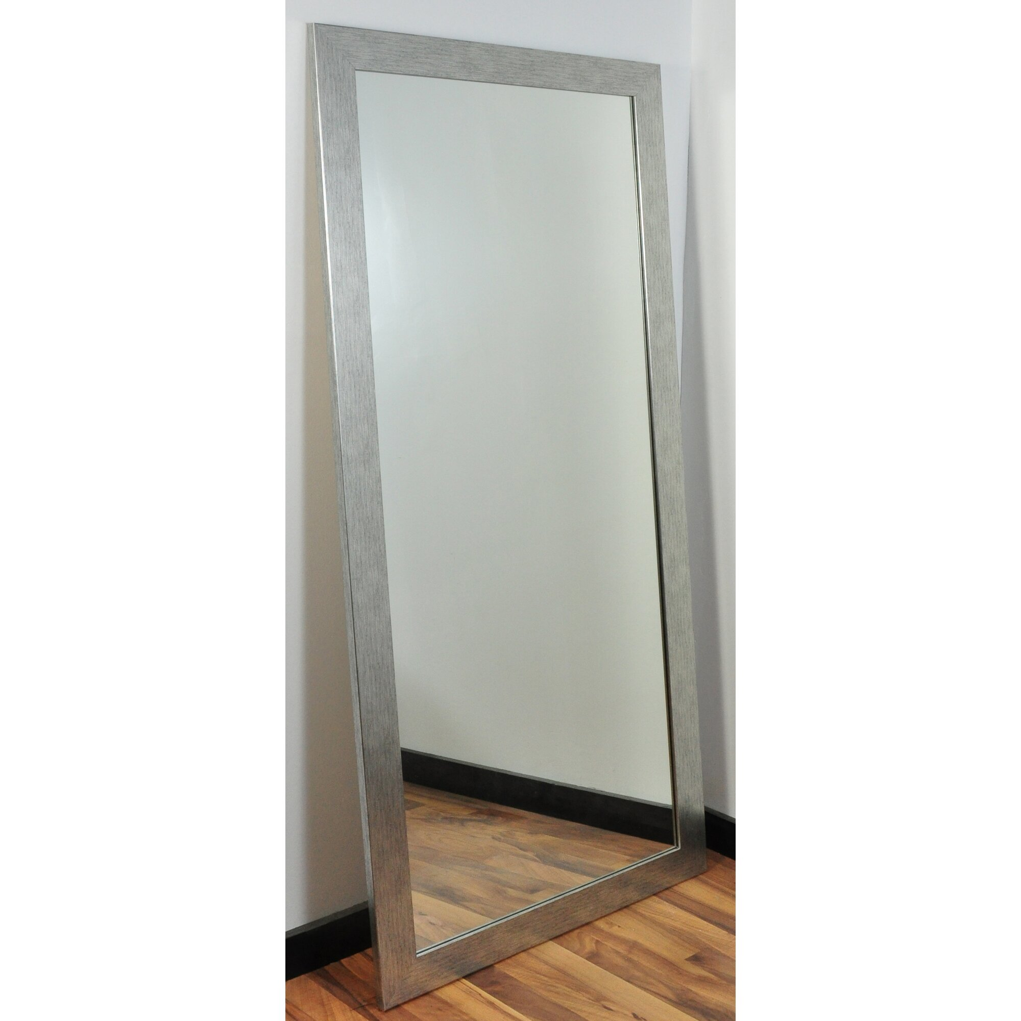 american value current trend organic full length wall mirror reviews. Black Bedroom Furniture Sets. Home Design Ideas