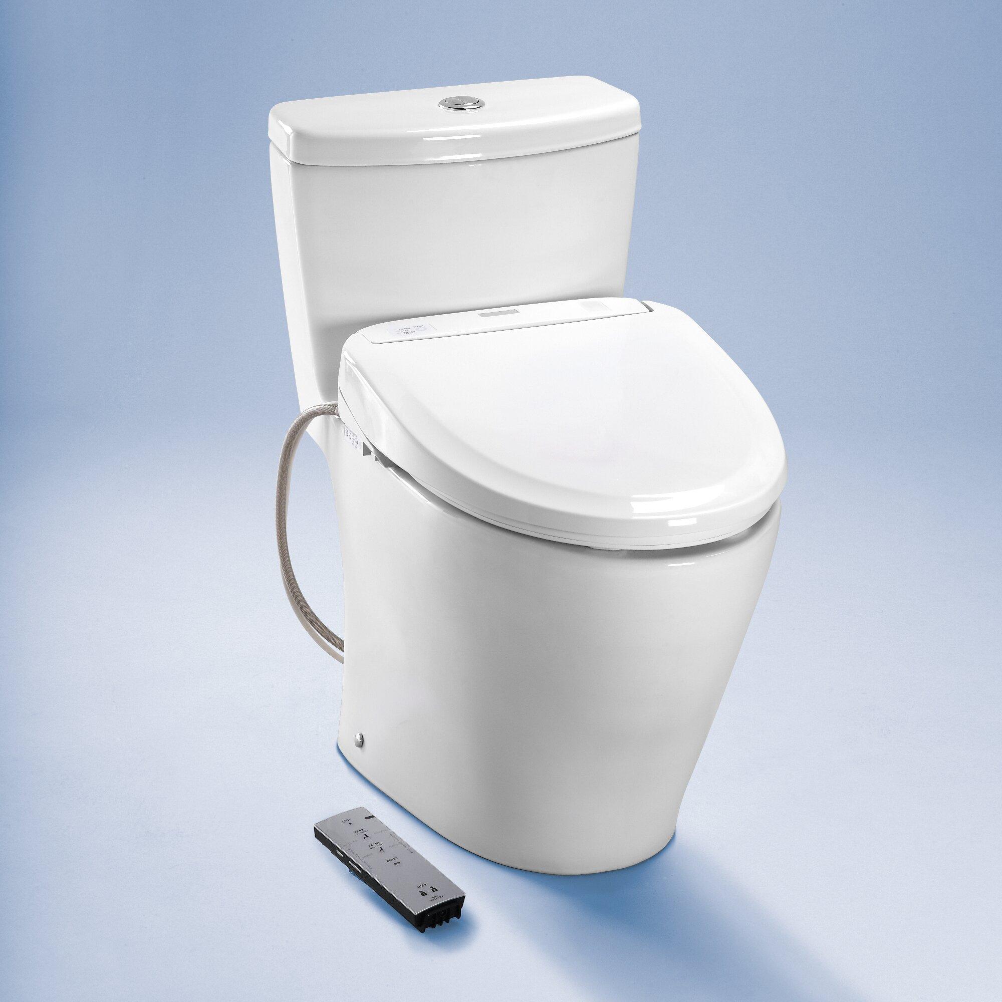 Toto Washlet Elongated Toilet Seat Bidet Amp Reviews