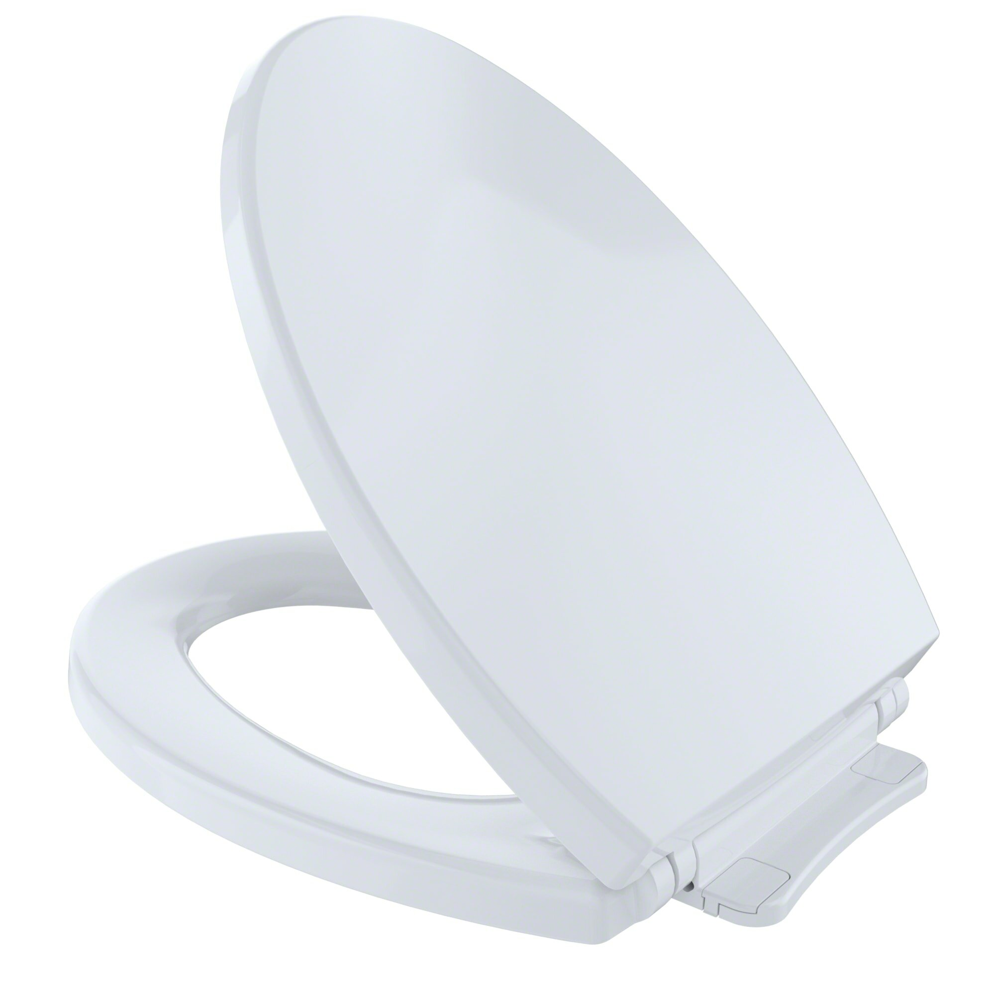 Toto Softclose Elongated Toilet Seat Amp Reviews Wayfair
