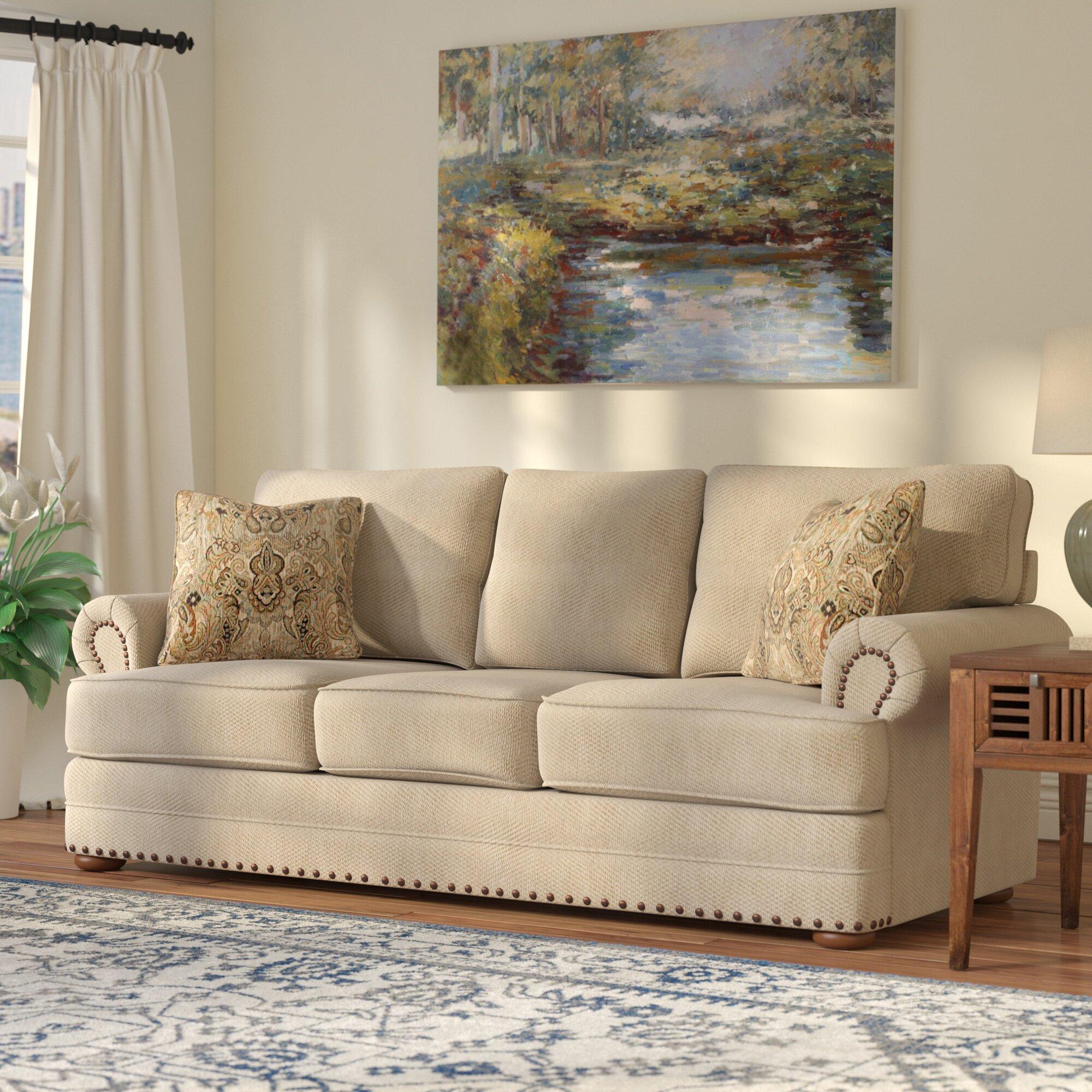 Laurel foundry modern farmhouse bernard sofa reviews - Laurel foundry modern farmhouse bedroom ...