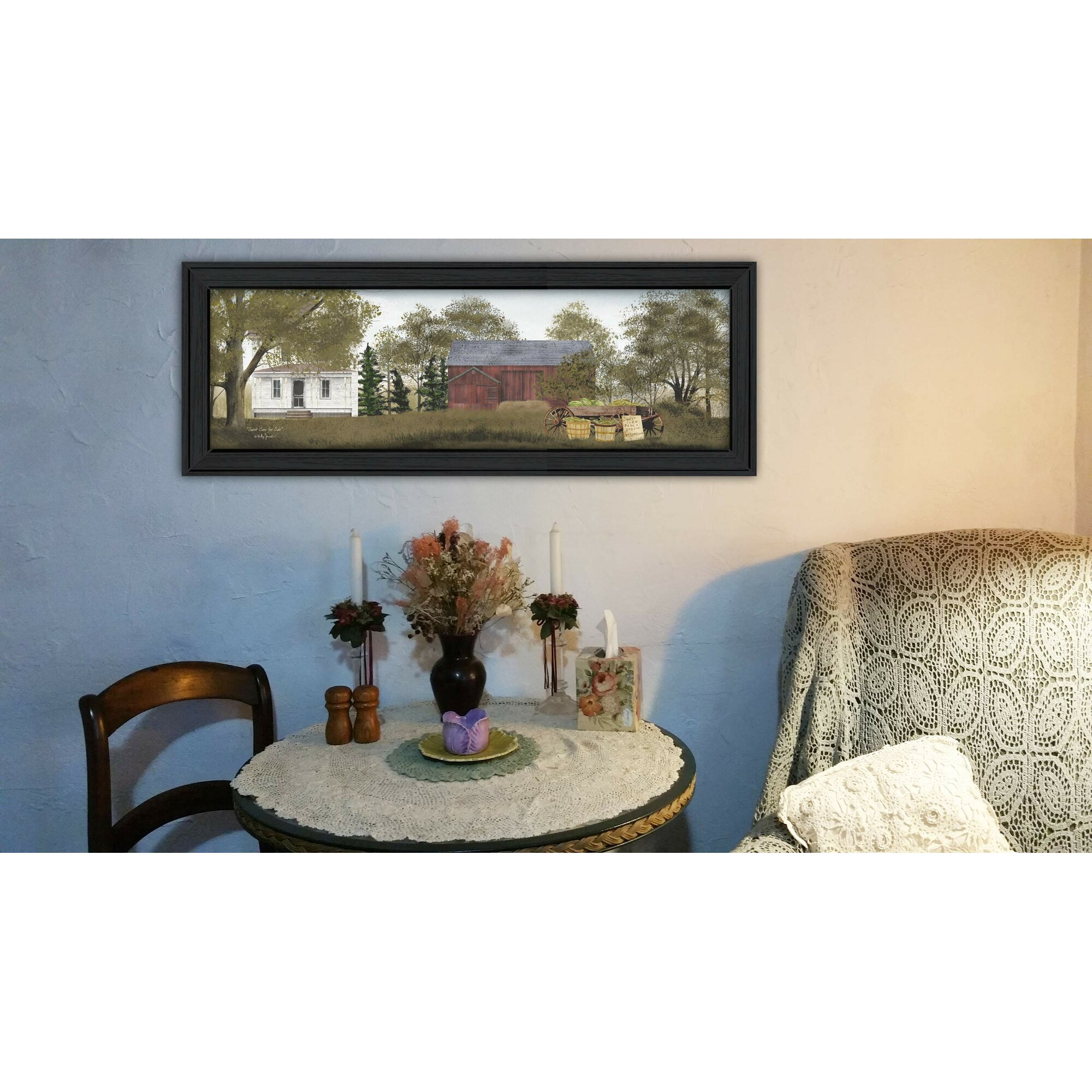 Trendy decor 4u sweet corn for sale by billy jacobs framed for Home decor 4 u