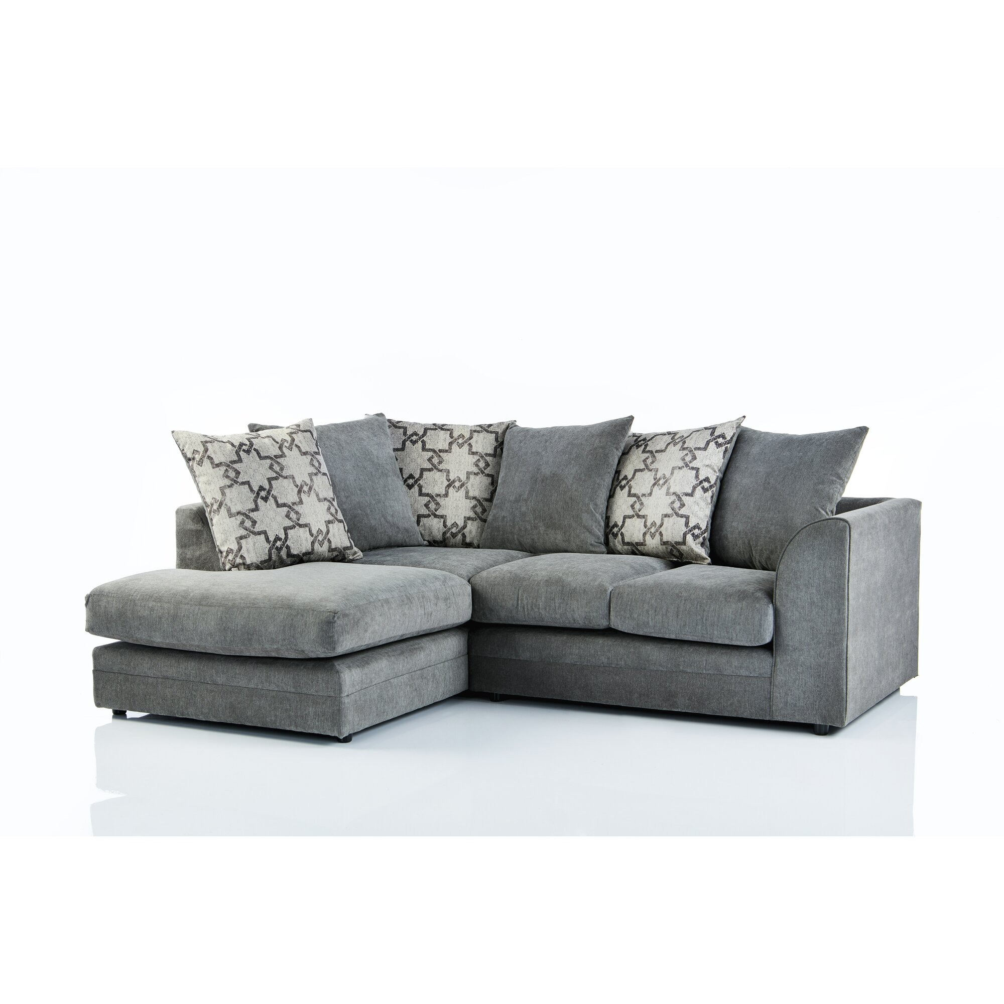 Schön Three Posts Chicago Graceland Corner Sofa U0026 Reviews | Wayfair.co.uk, Möbel