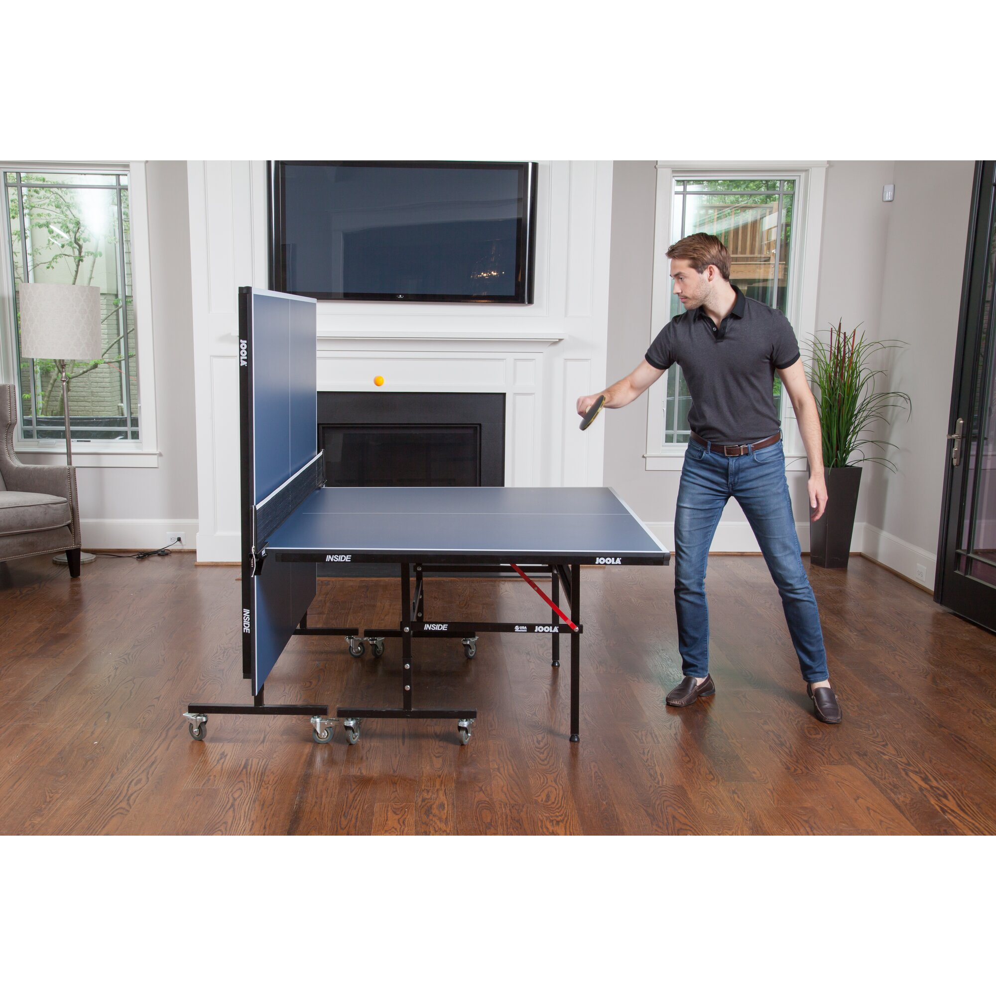 Joola Joola Inside 15 Table Tennis Table With Net Set