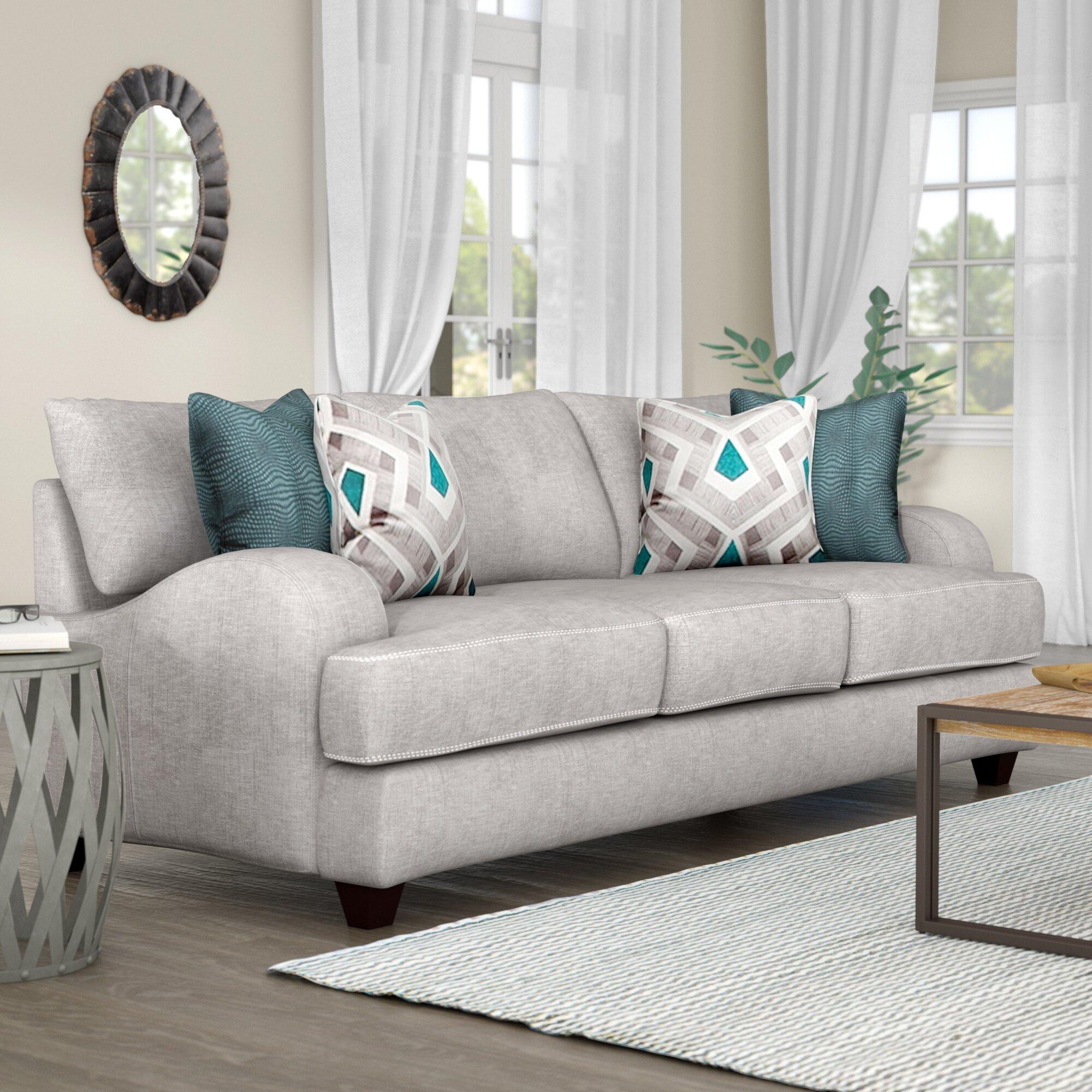 Laurel Foundry Modern Farmhouse Living Room: Laurel Foundry Modern Farmhouse Rosalie Sofa & Reviews